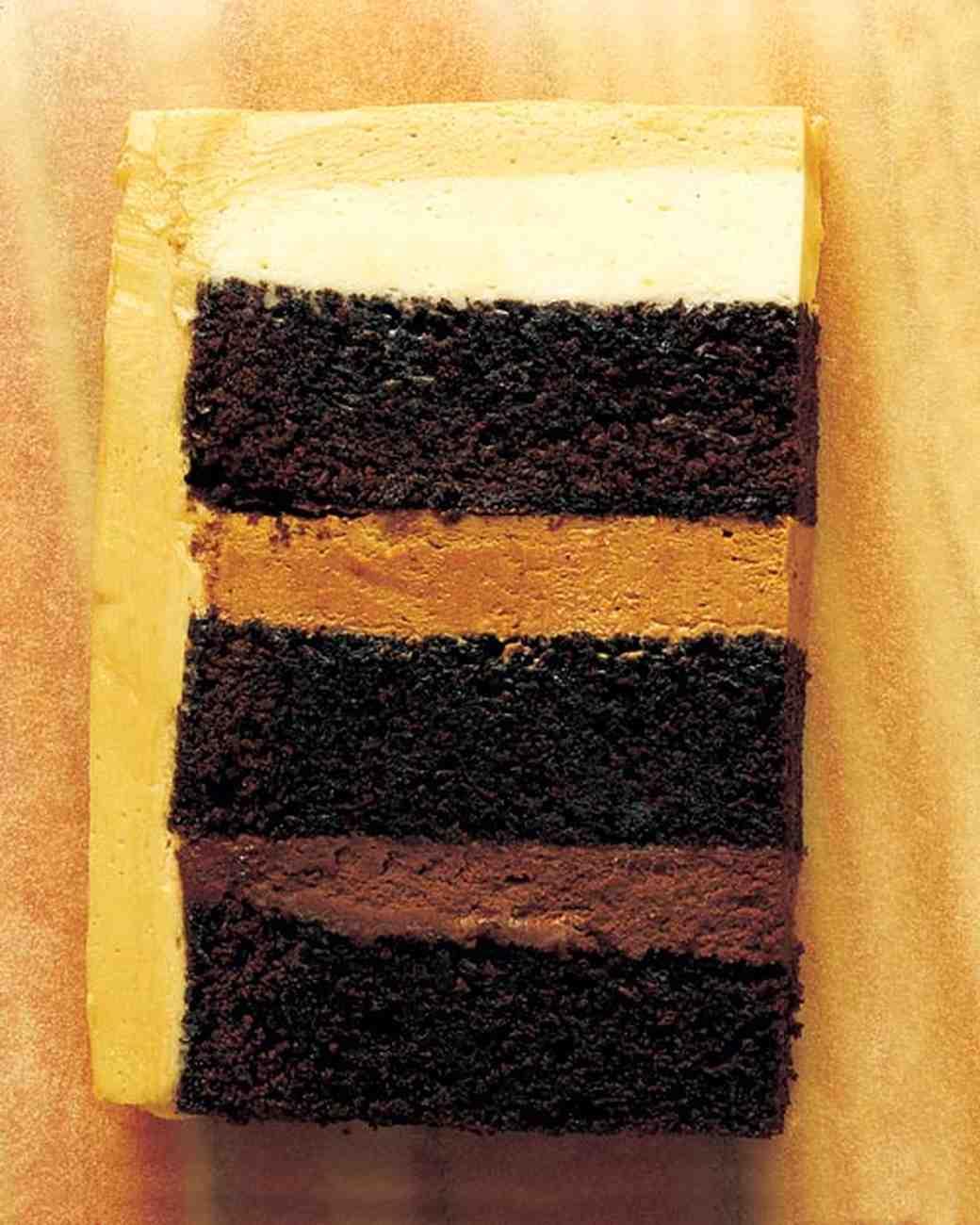 Coffee Buttercreams for Mocha Cake
