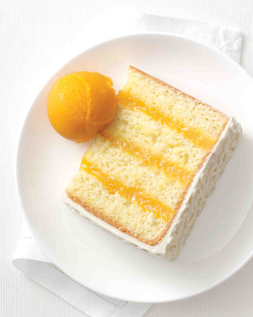 Passion Fruit Cake Martha Stewart