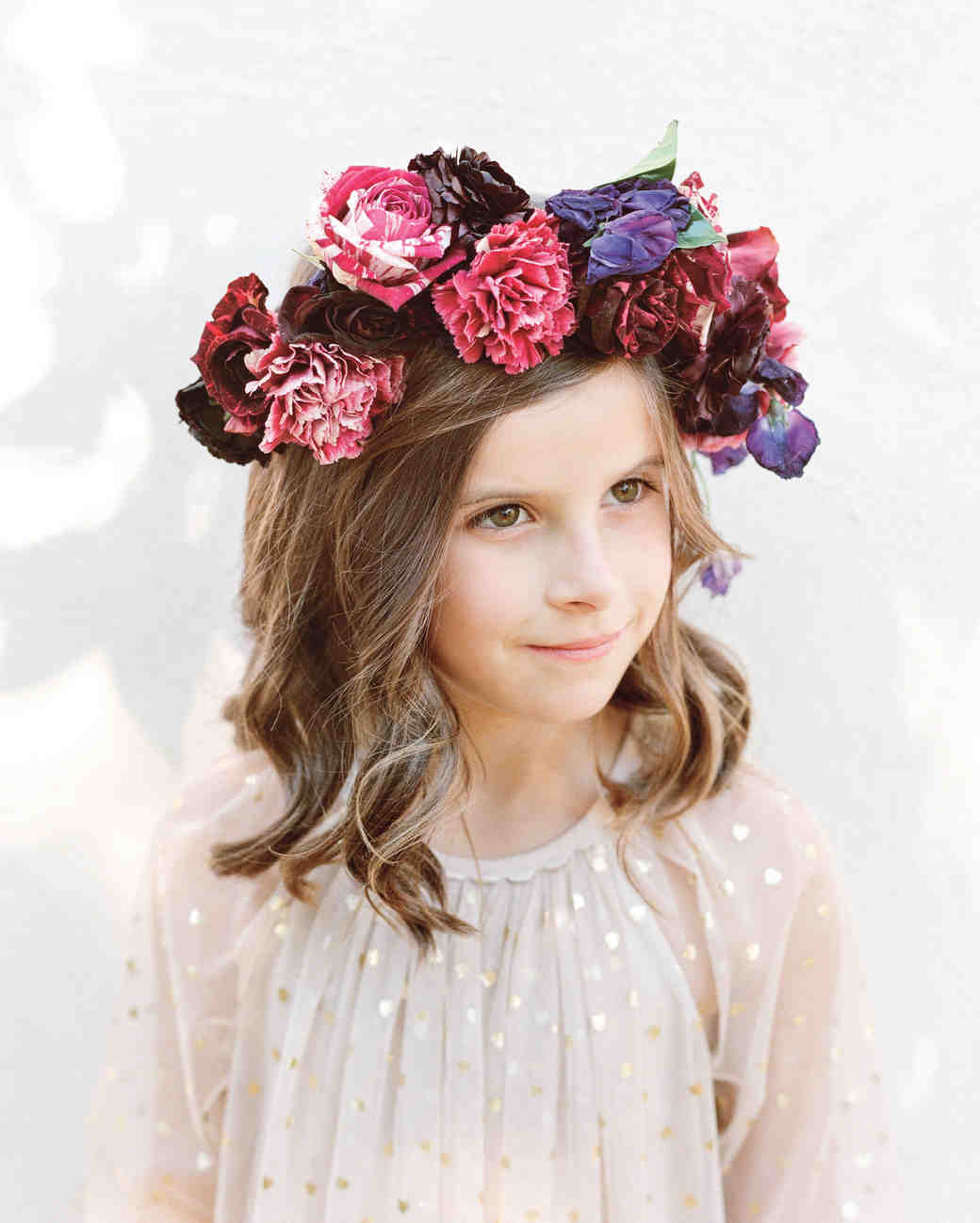 Wedding Hairstyle Crown: 68 Flower Crown Ideas To Complete Your Wedding Hairstyle