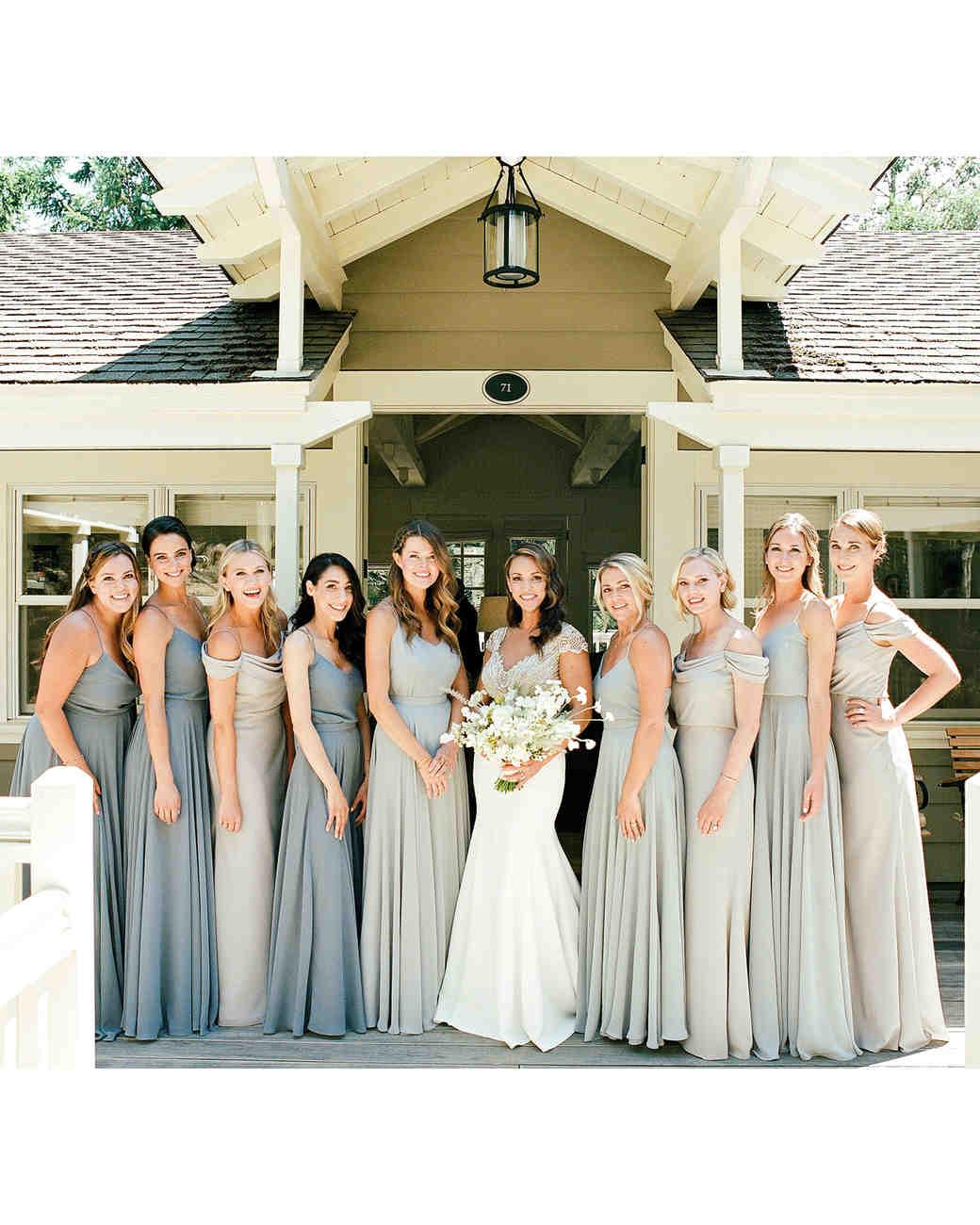 rae rob wedding bridesmaids