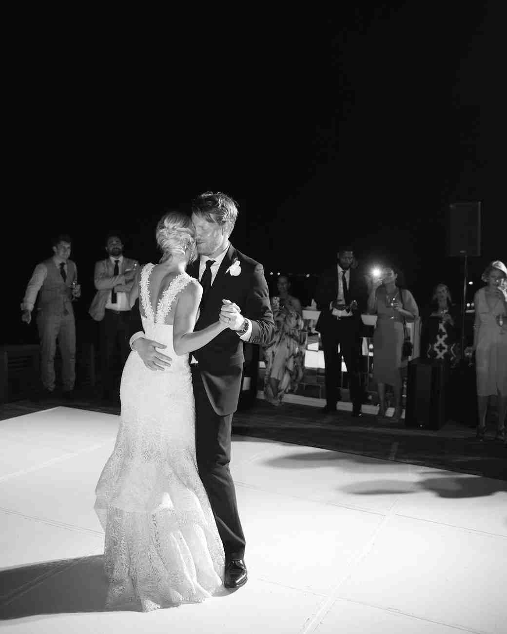 sara danny mexico wedding first dance