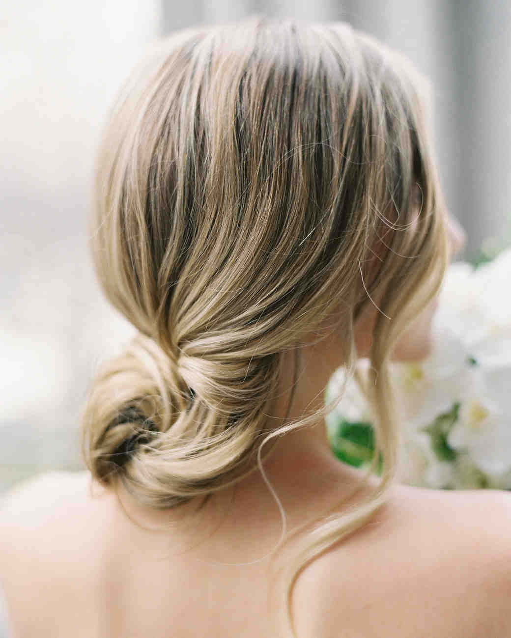 Simple Juda Hairstyle For Wedding: 55 Simple Wedding Hairstyles That Prove Less Is More