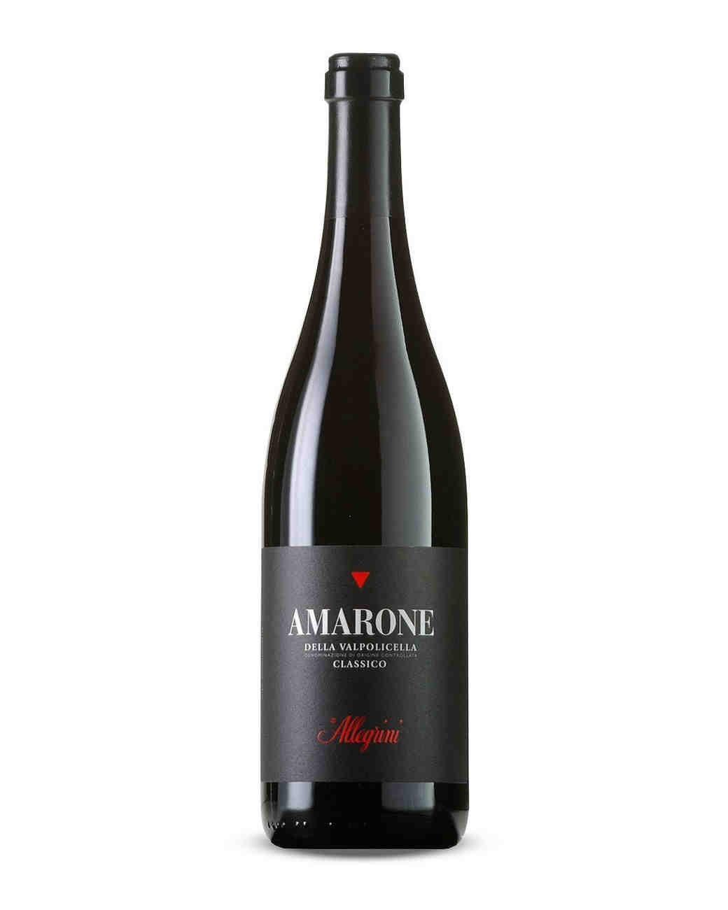 special occasion wines amarone allegrini