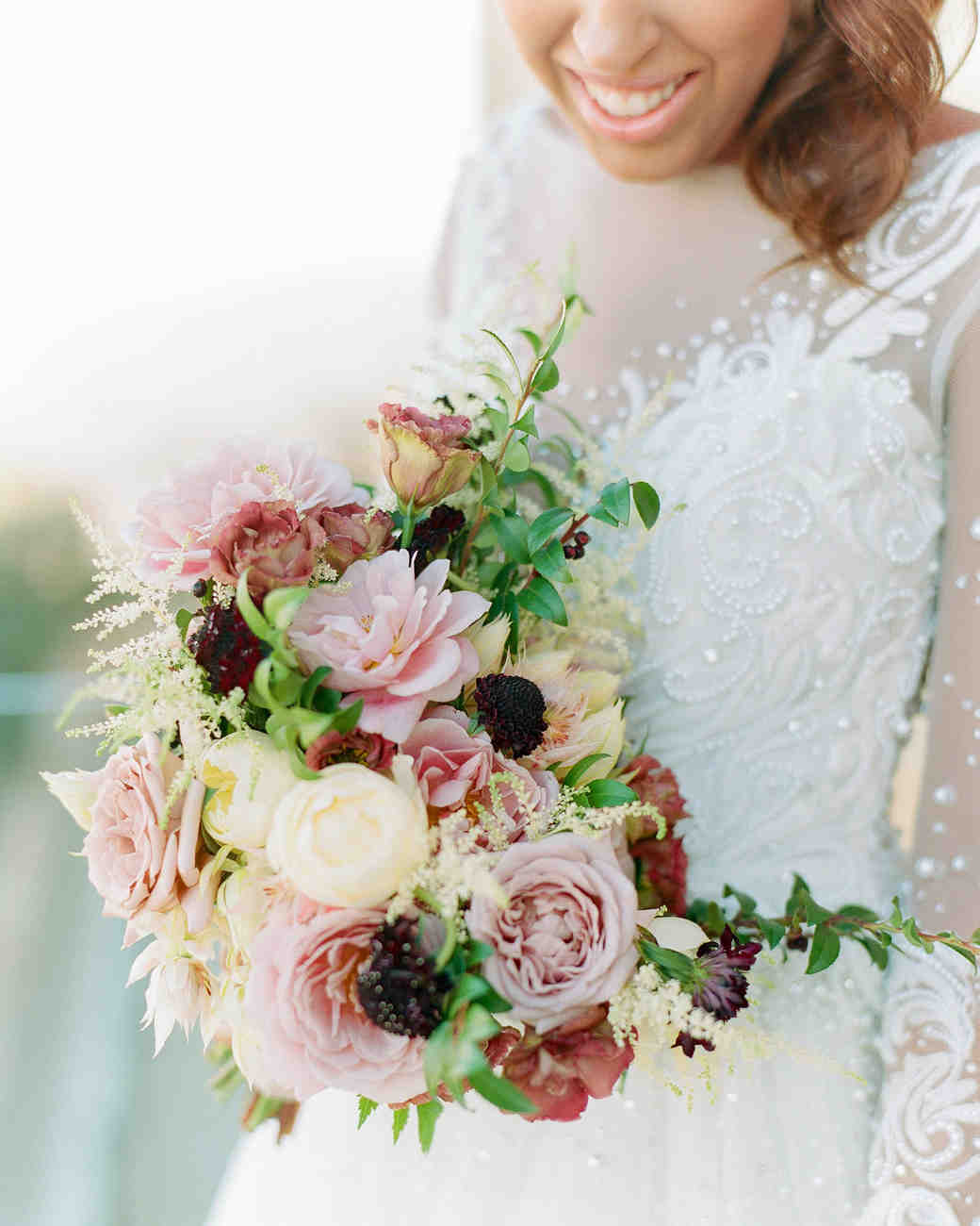 tillie dalton wedding bouquet
