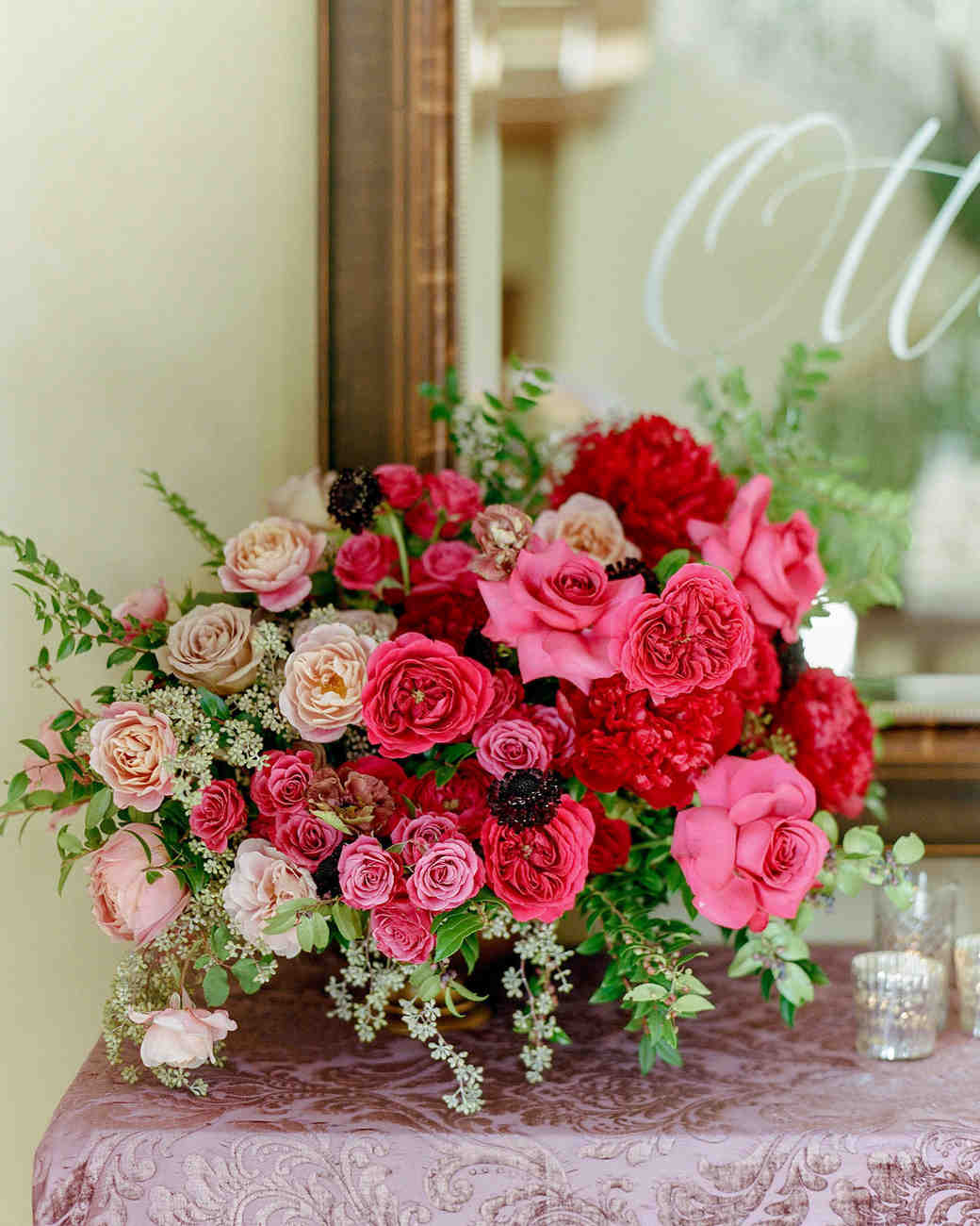 tillie dalton wedding flowers