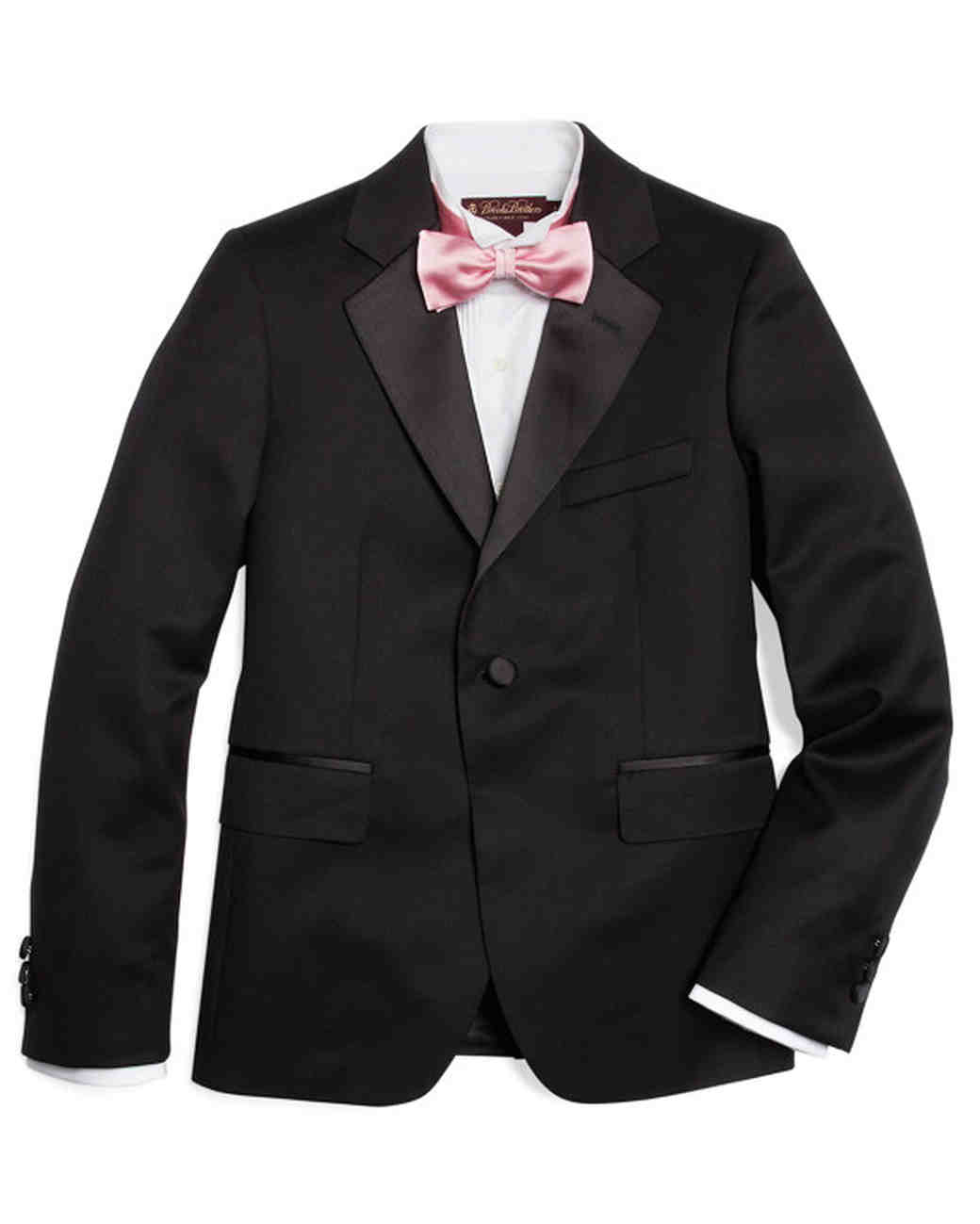 brooks brothers black jacket