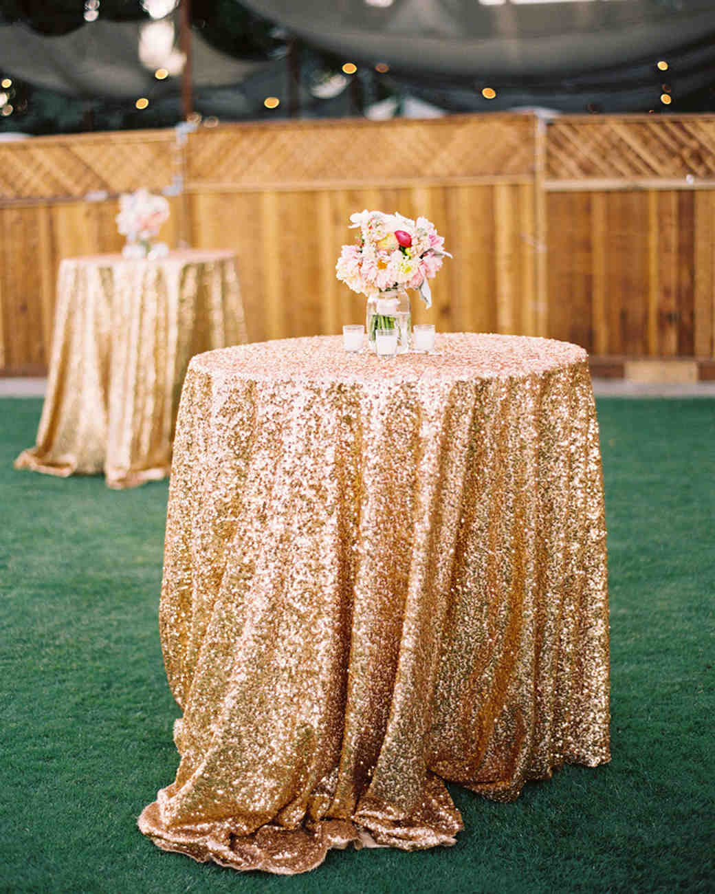 Gold Wedding Decorations: Rose Gold Wedding Ideas That Make A Statement