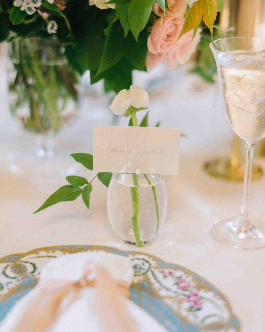 abby marcus wedding placecard budvase 174