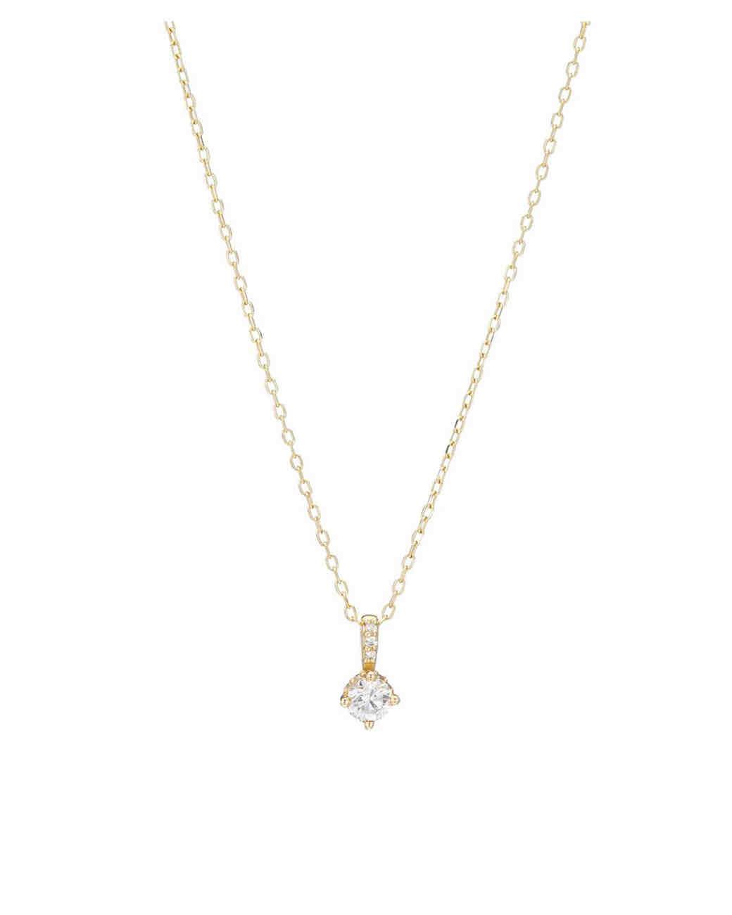 Diamond Spotlight Necklace