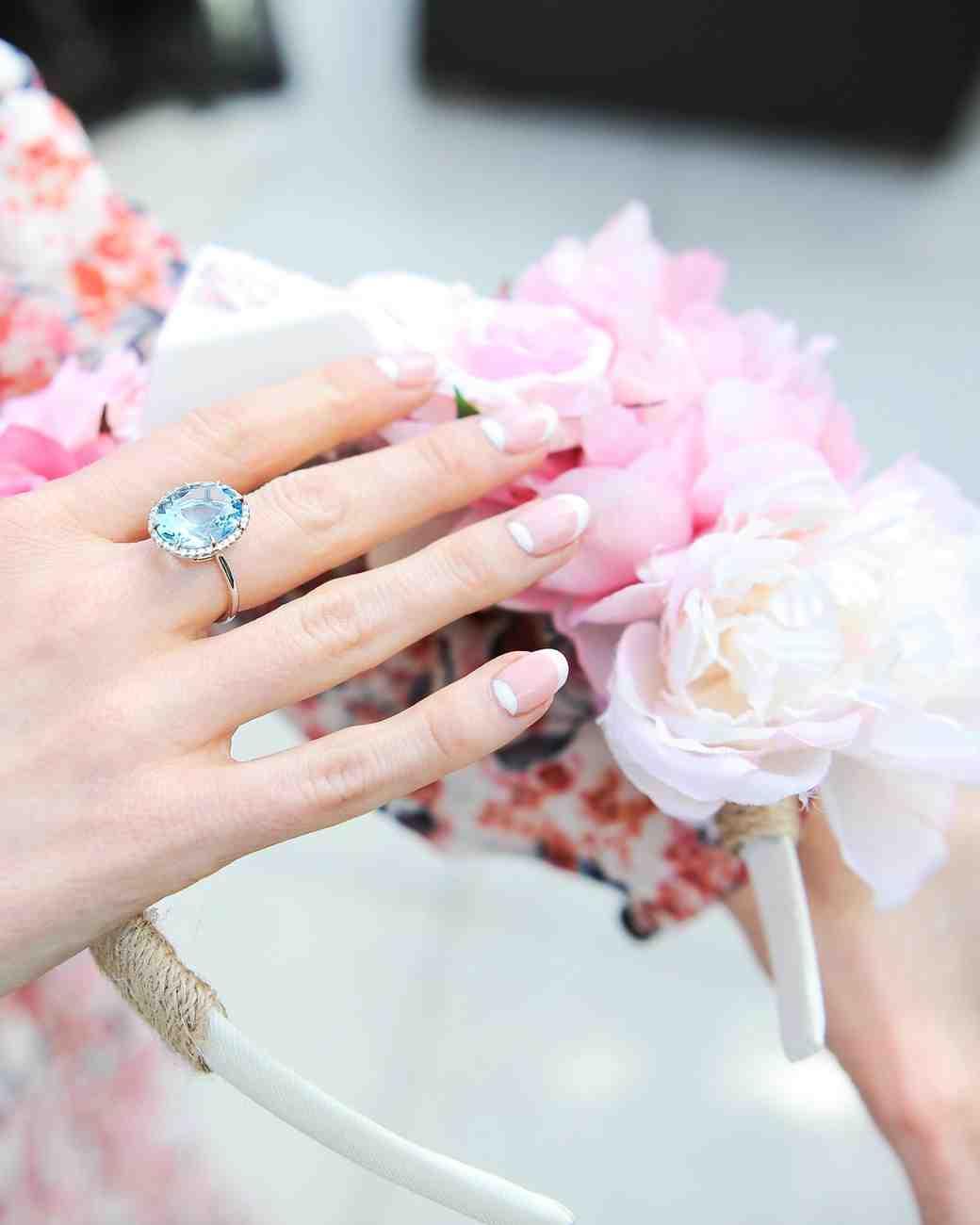 Annie Atkinson's Bridal Shower Flower Crowns