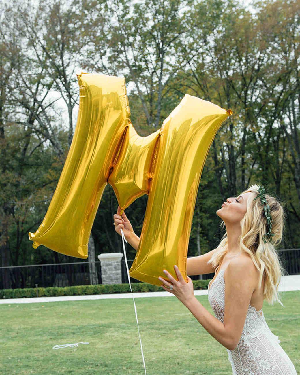 kelsea ballerini bridal shower balloon