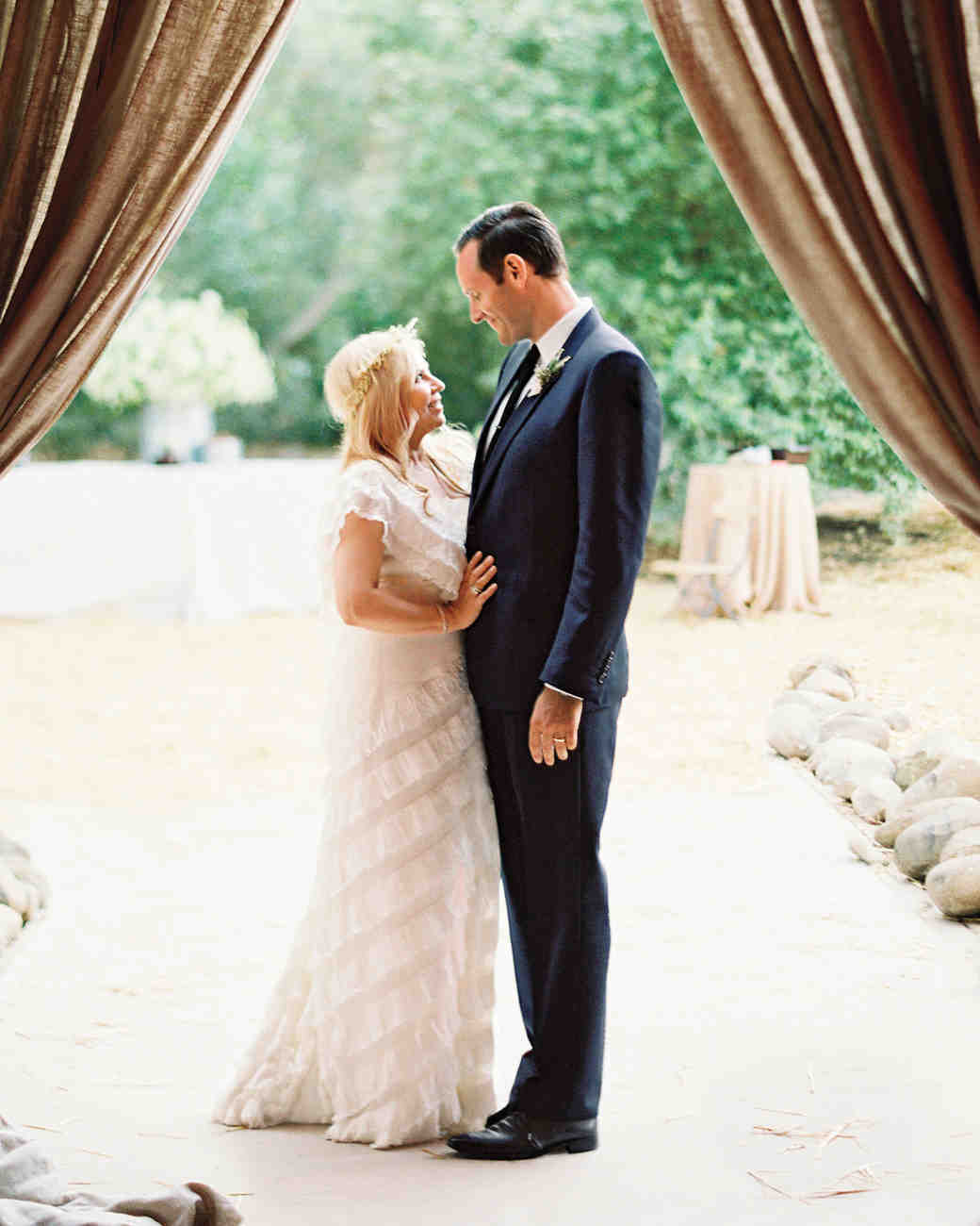 Emily And David S Americana Wedding