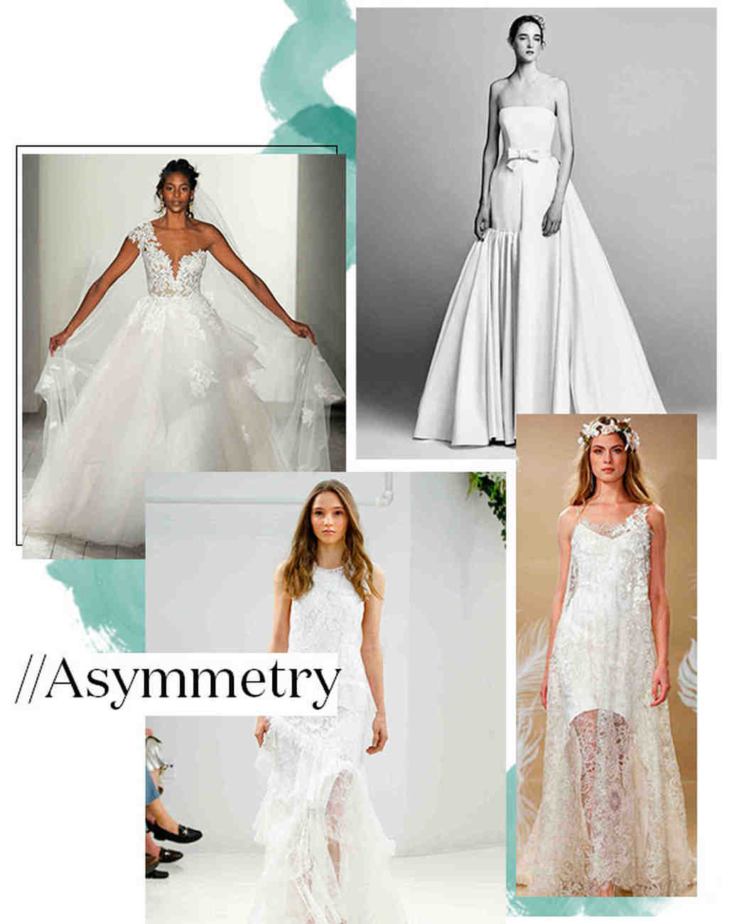 Wedding Gown Trends: Top 10 Fall Wedding Dress Trends From Bridal Fashion Week