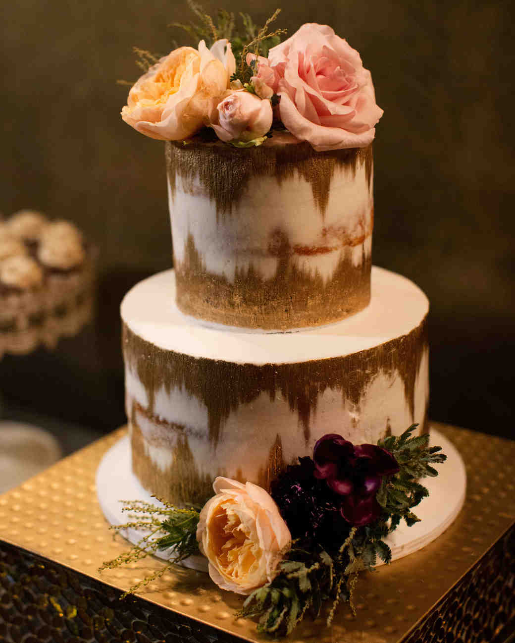 wedding cakes falling over 66 fall wedding cakes we re obsessed with martha stewart 24342