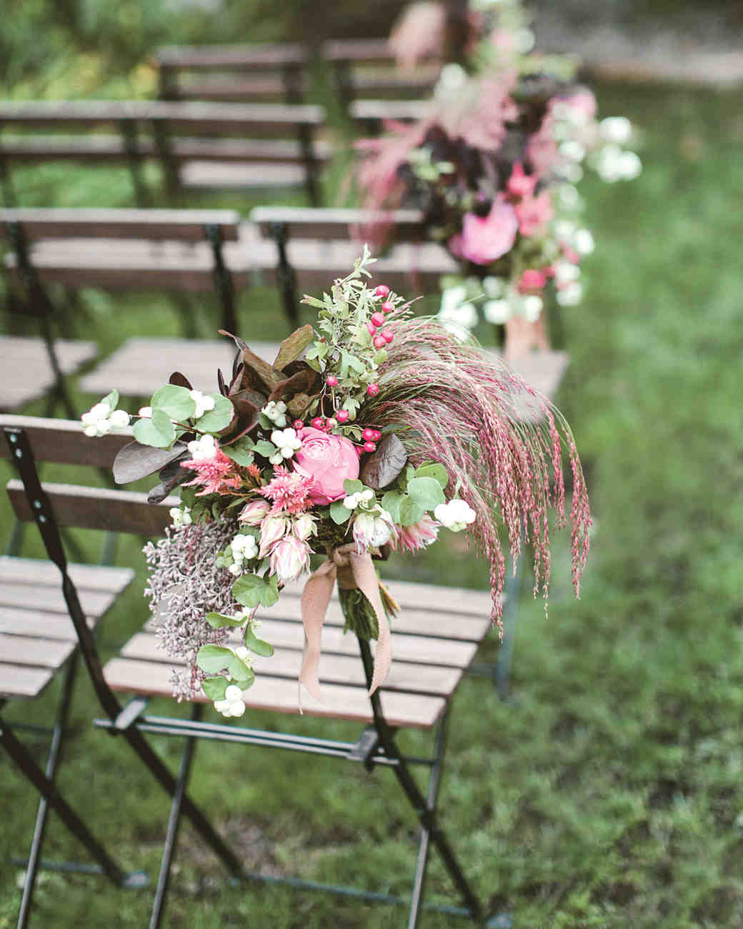 16 things you need to know to pull off an outdoor wedding martha