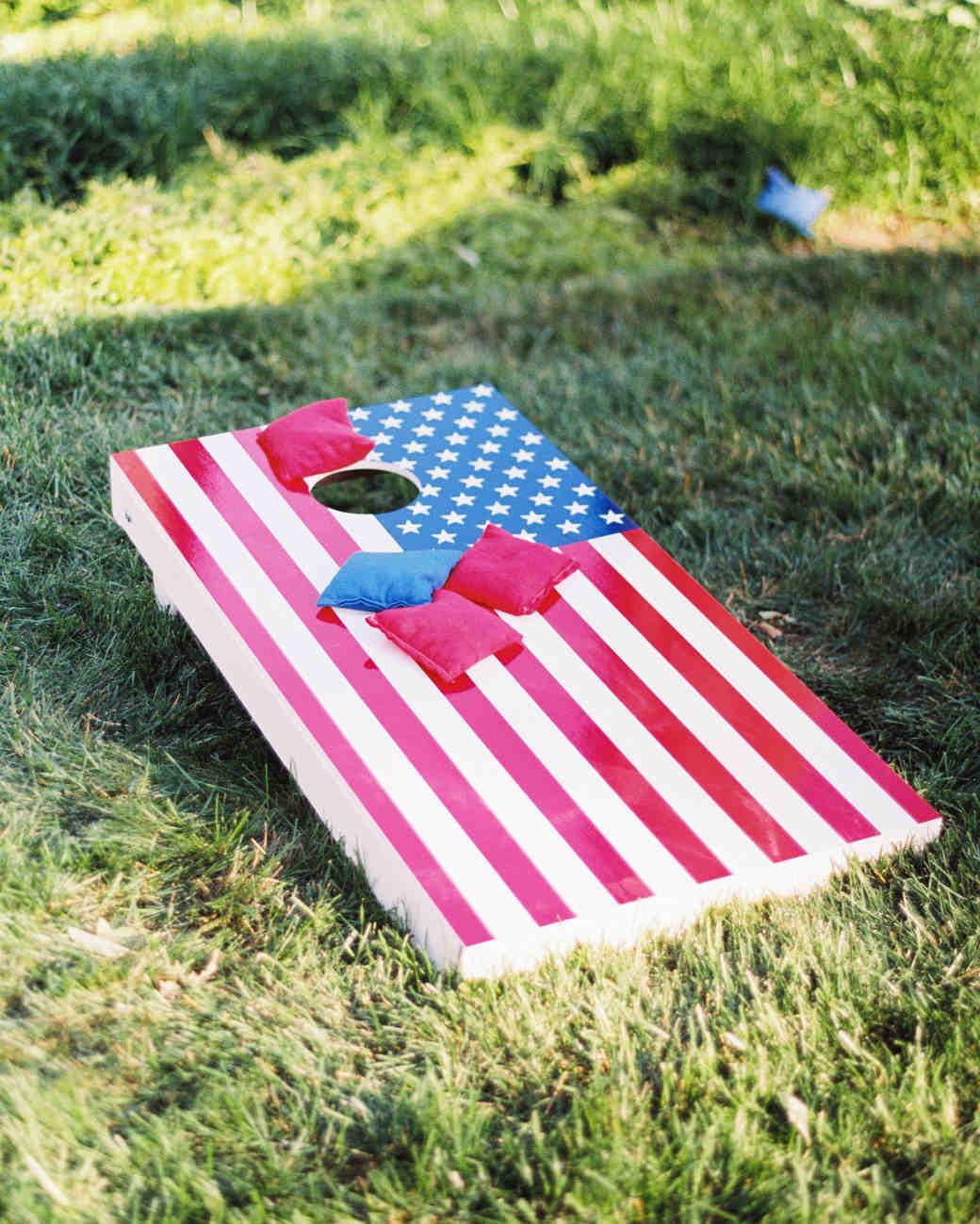 29 Festive Fourth of July Wedding Ideas | Martha Stewart Weddings