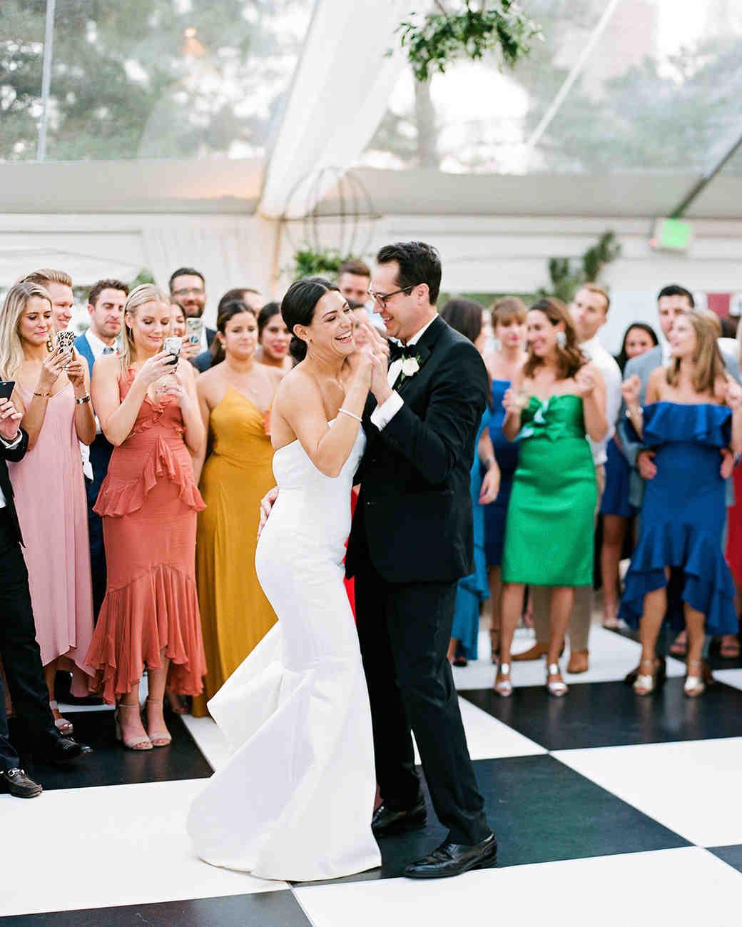 jamie jon wedding first dance
