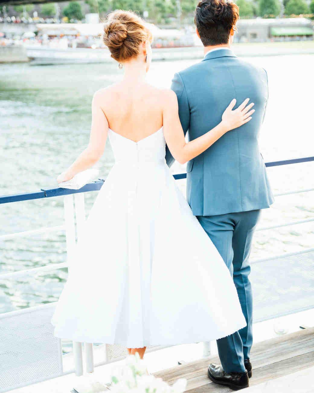Go Inside Margo & Me\'s Jenny Bernheim\'s Dreamy Pre-Wedding Boat Ride ...