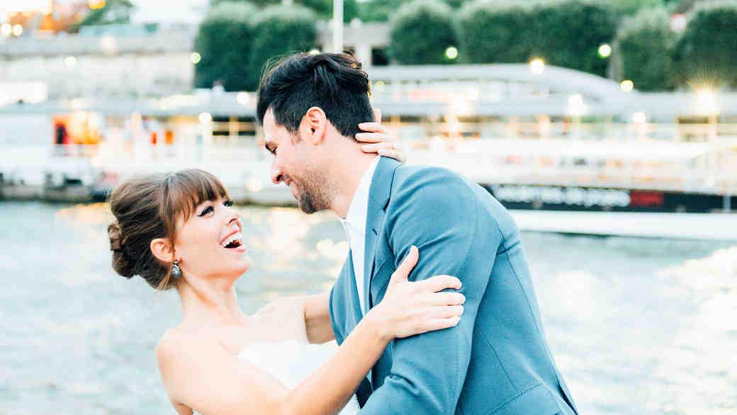 Go Inside Margo & Me's Jenny Bernheim's Dreamy Pre-Wedding Boat Ride