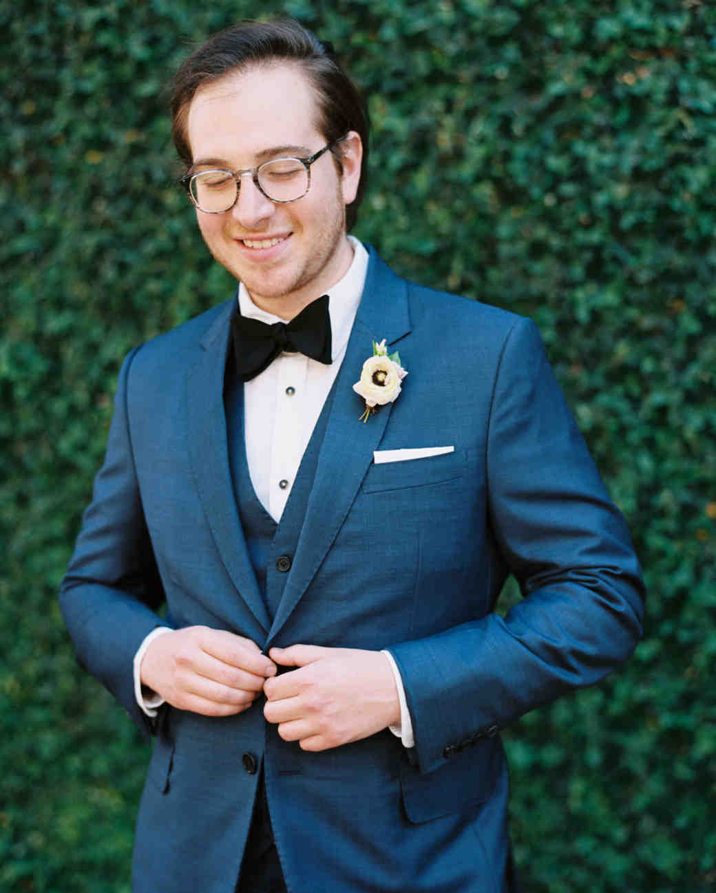 The Ultimate Getting-Ready Guide for the Groom | Martha Stewart Weddings