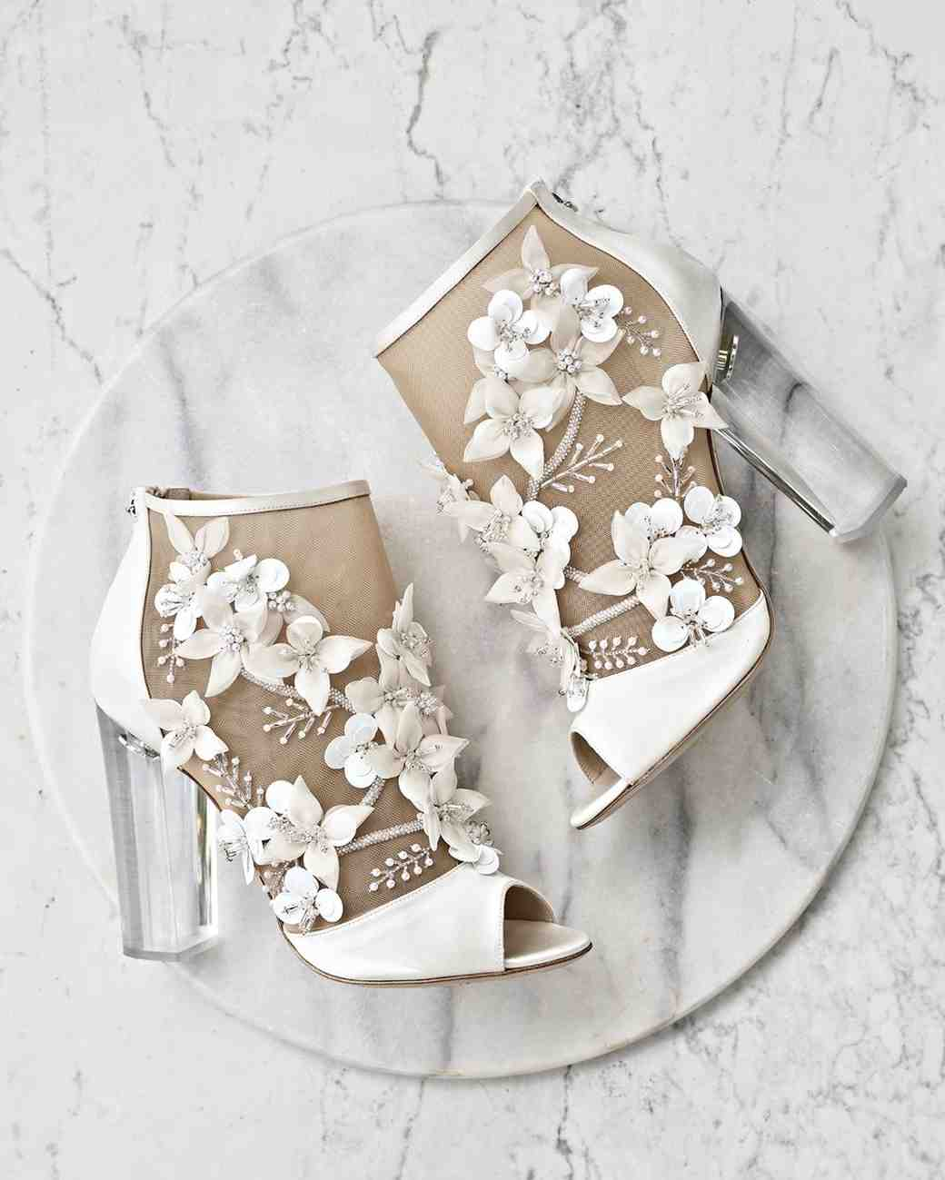 9257682e1c4f 40 Wedding Shoes That Are Worthy of an Instagram
