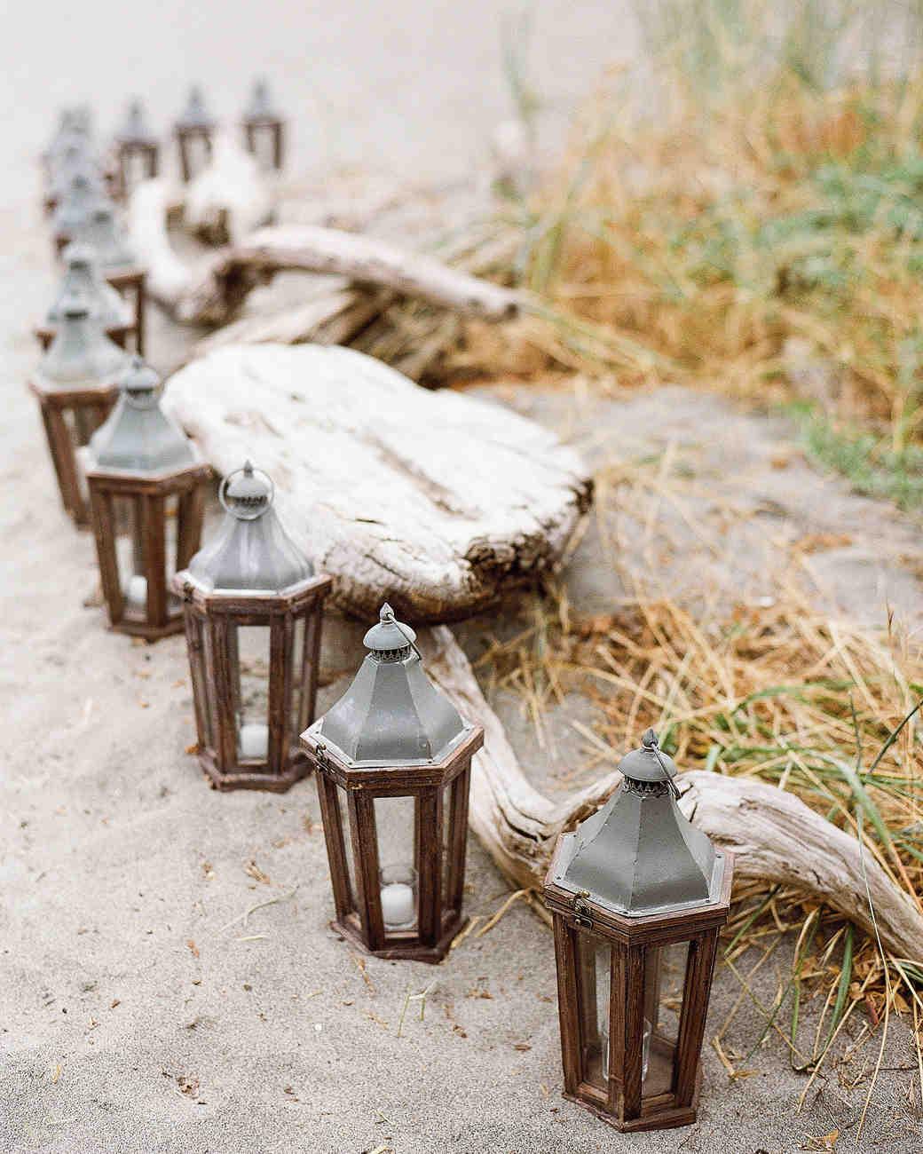 kaitlin dan wedding lanterns