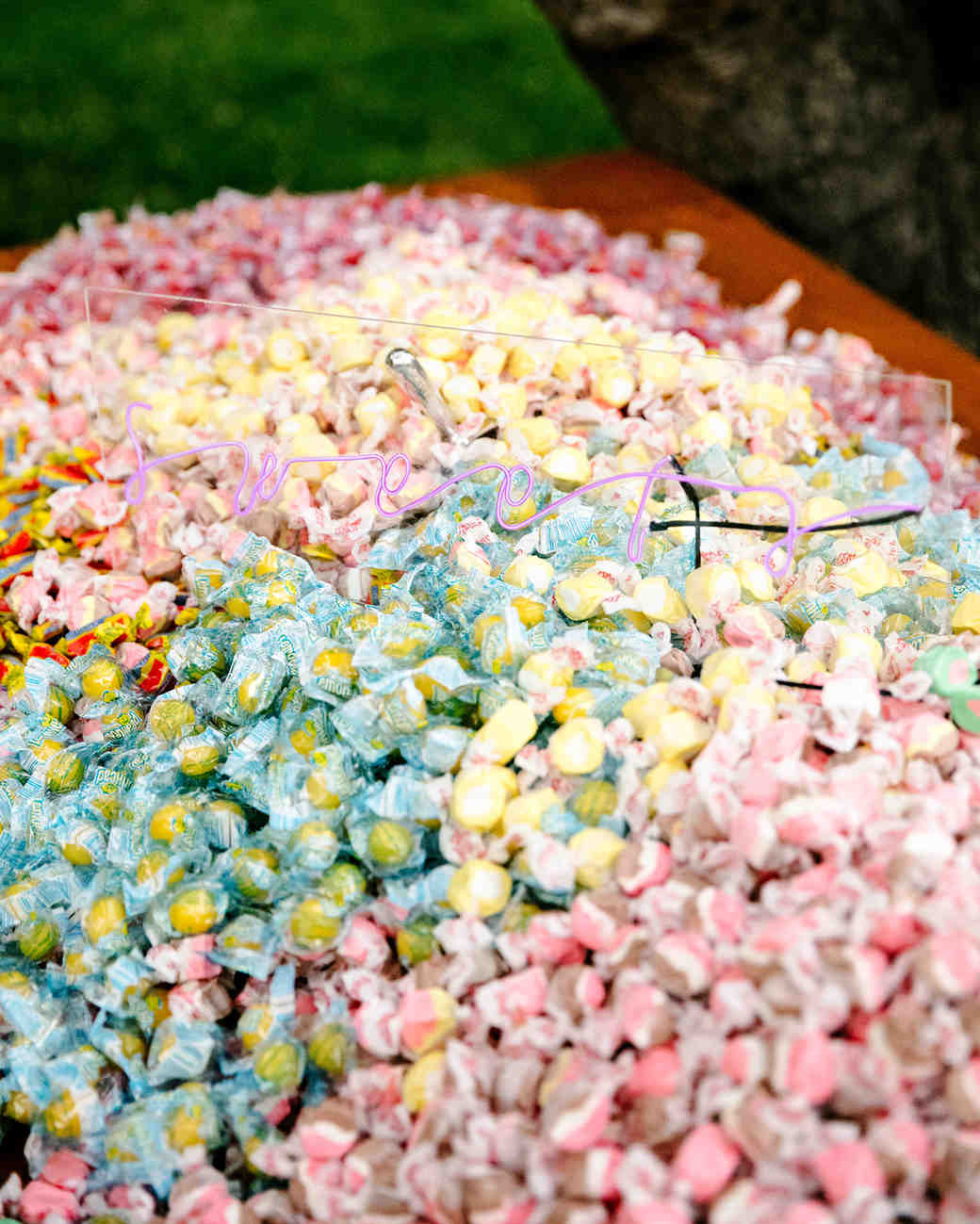 kendall jackson wedding taffy