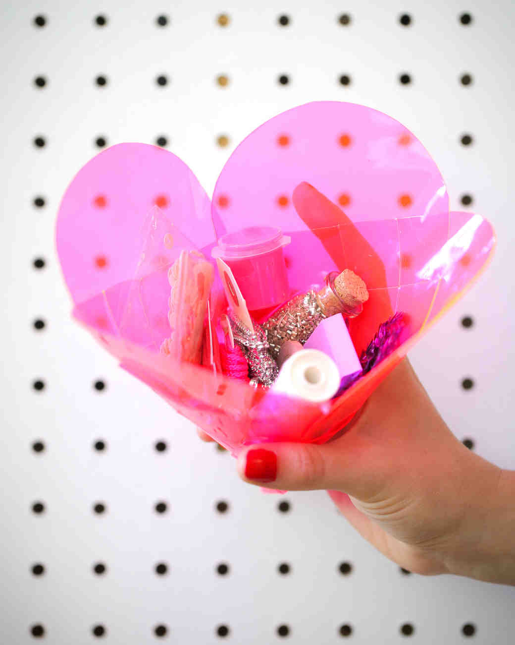 5 Last Minute Diy Ideas For Saying Happy Valentine S Day Martha