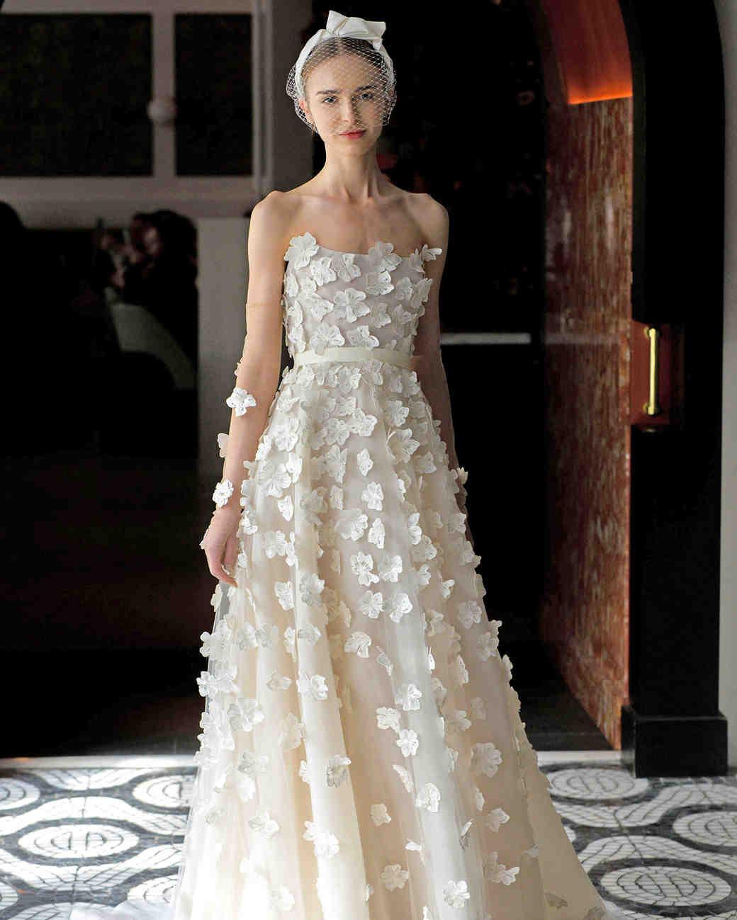 lela rose spring 2018 wedding dress collection martha stewart