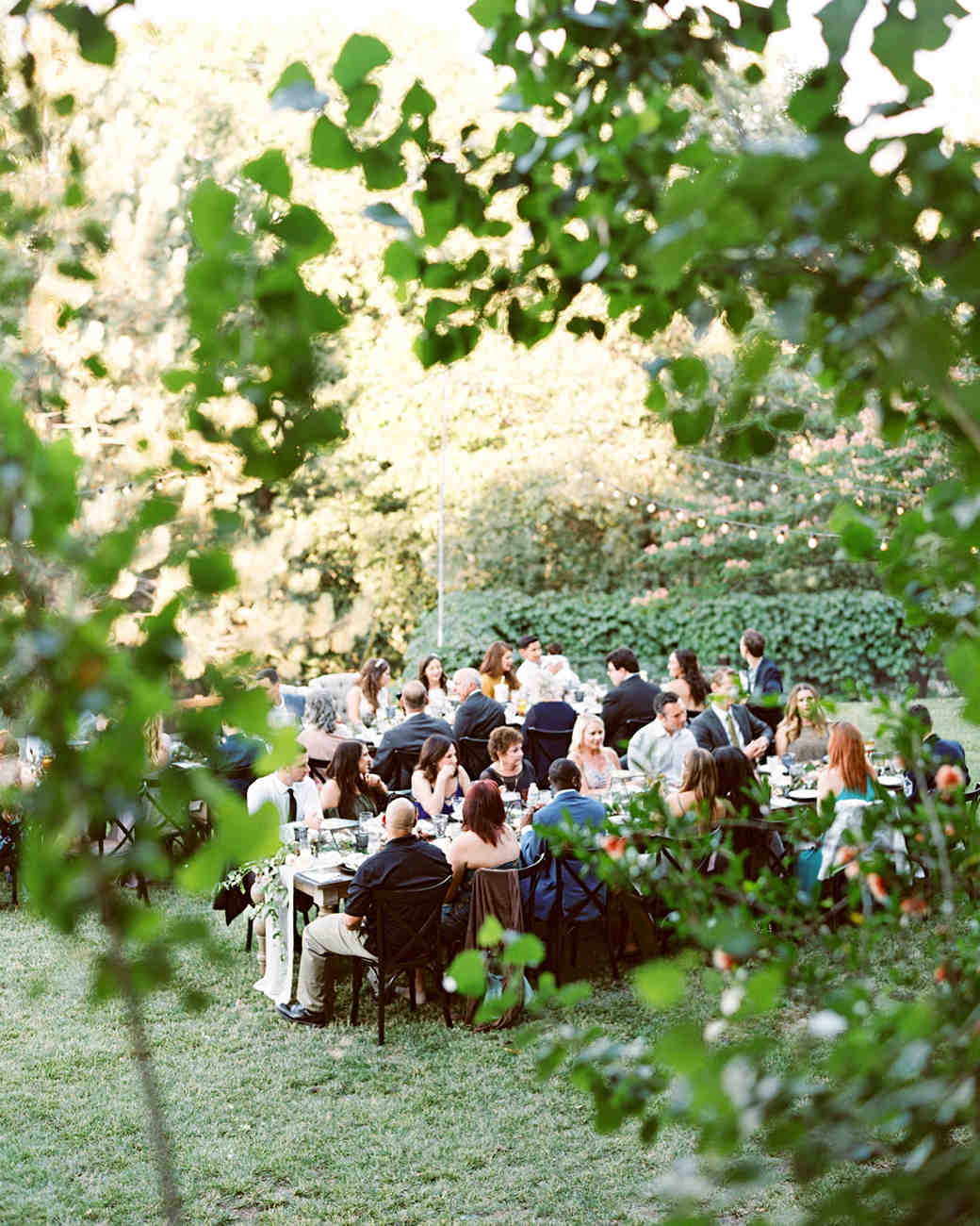 megan scott wedding outdoor reception