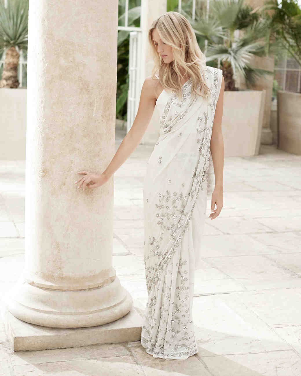 needle and thread wedding dress spring2017 shoulder wrap