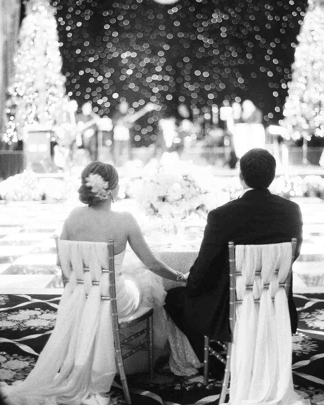 Dorable Black And White Themed Weddings Model - The Wedding Ideas ...