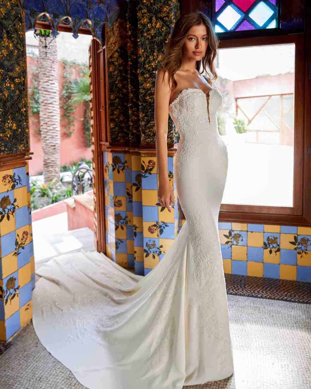 pronovias kleinfeld wedding dress fall 2019 03