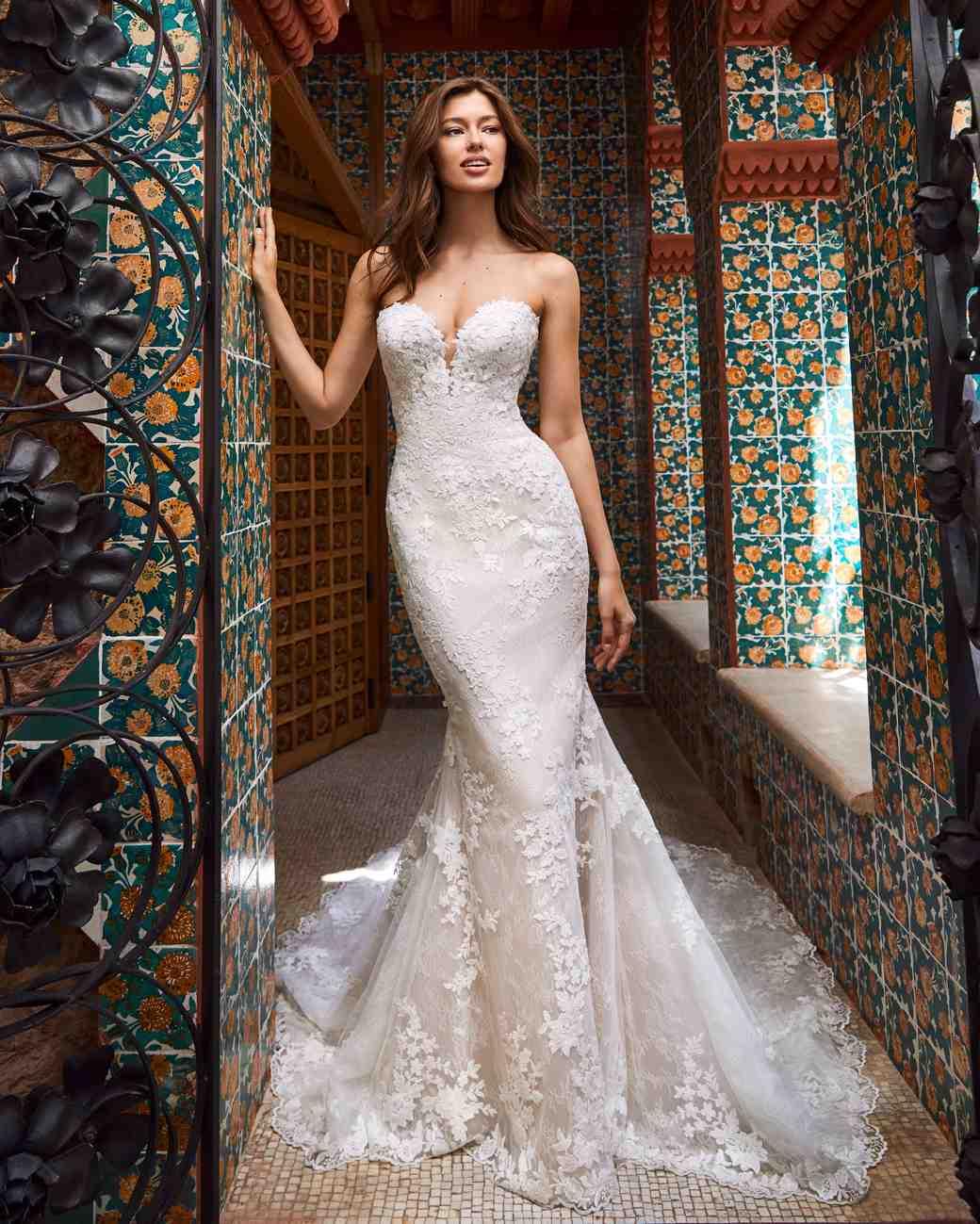 pronovias kleinfeld wedding dress fall 2019 04