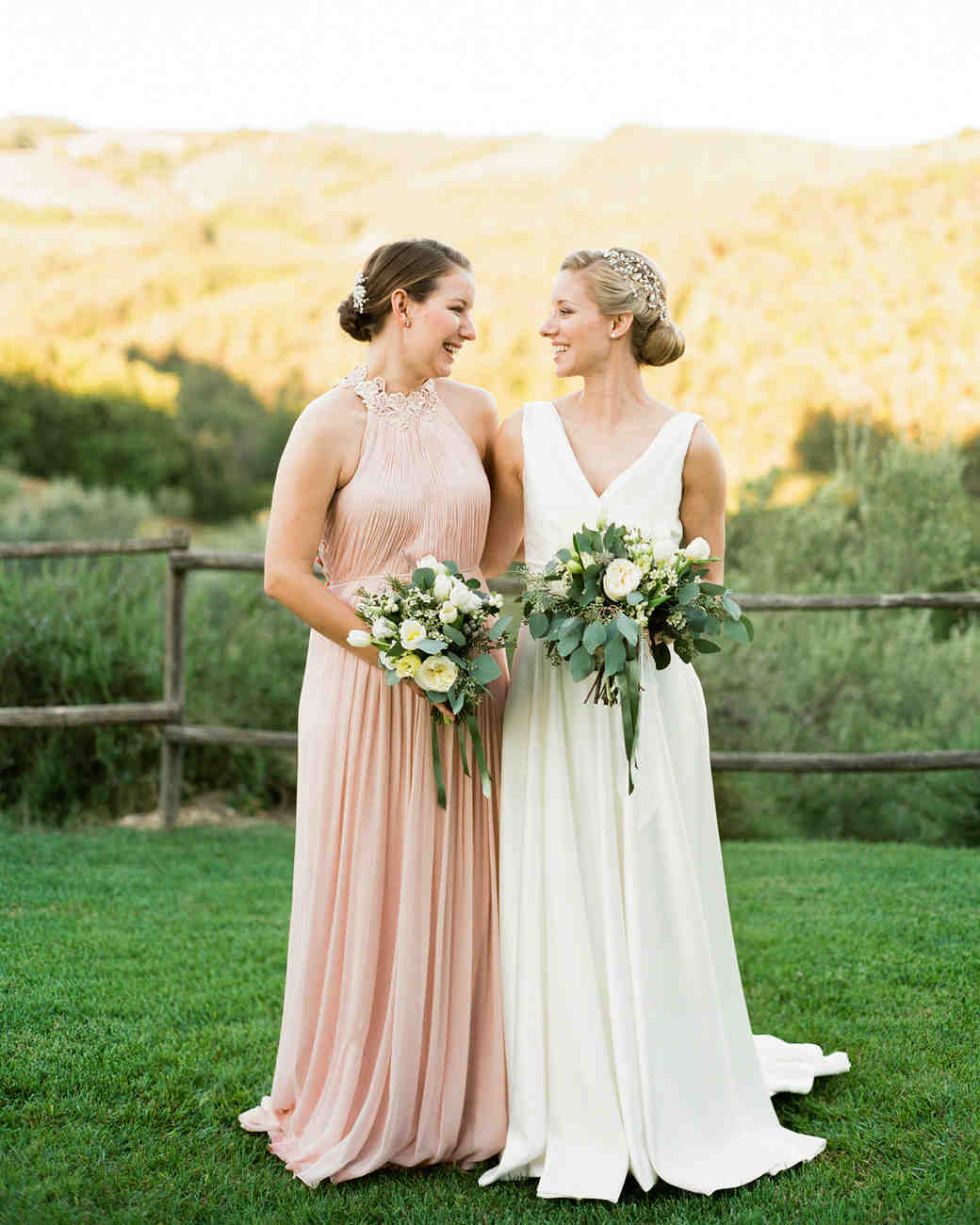 Special ways to help your maid of honor stand out martha stewart special ways to help your maid of honor stand out martha stewart weddings ombrellifo Images