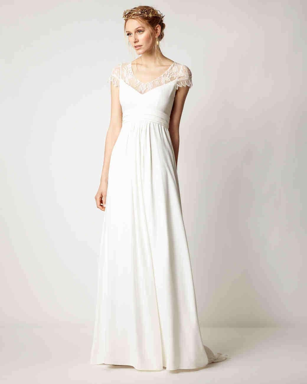Nude Wedding Dresses 75 Fabulous Rembo Styling Fall Wedding