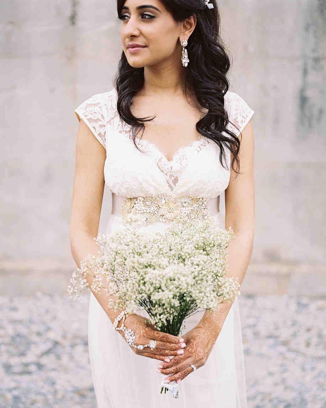 Sejal and Narayana\'s Understated Indian Wedding | Martha Stewart ...