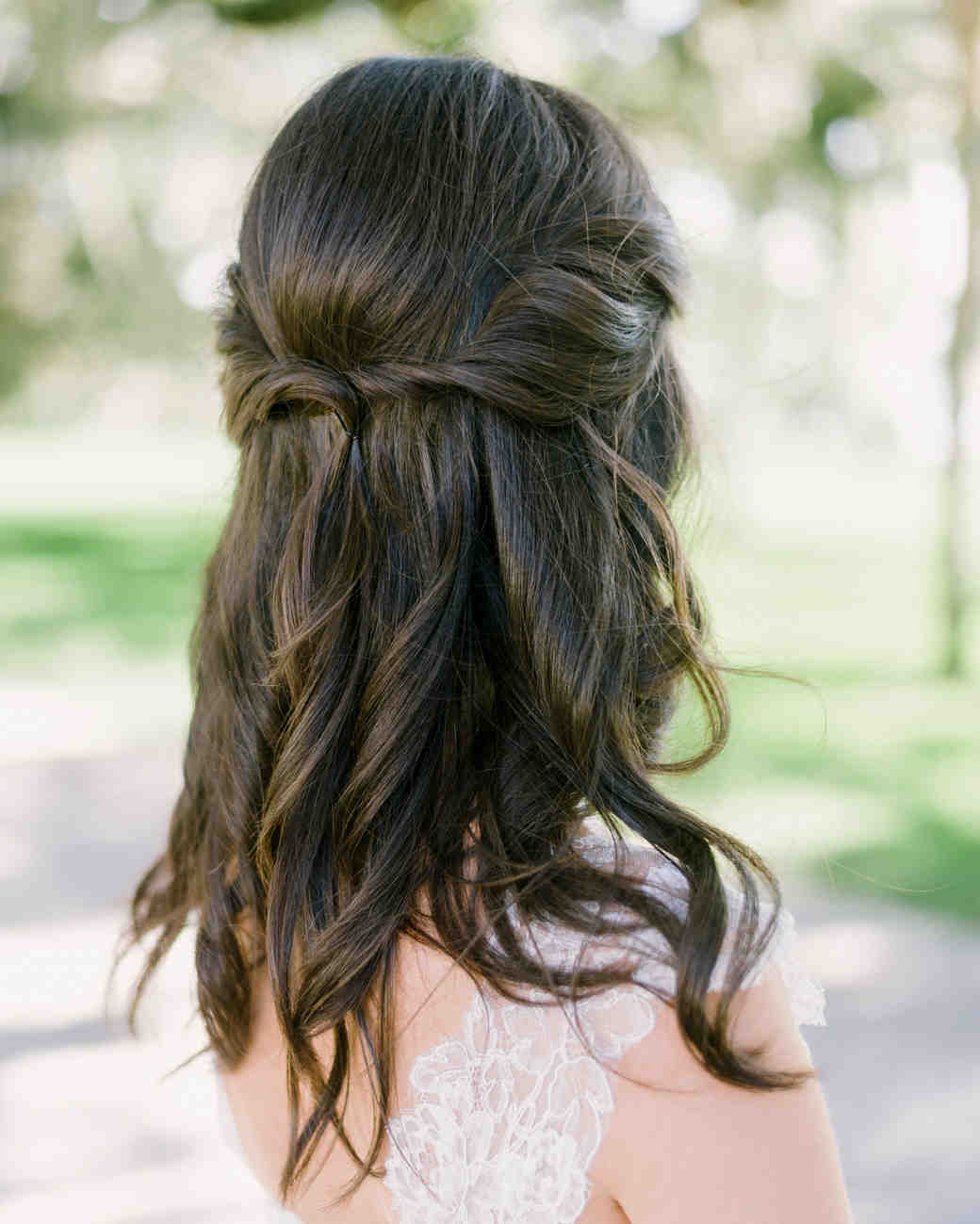 Wedding Hairstyle Simple: 55 Simple Wedding Hairstyles That Prove Less Is More