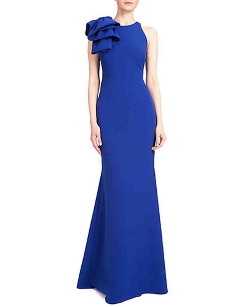 Badgley Mischka Evening Gown