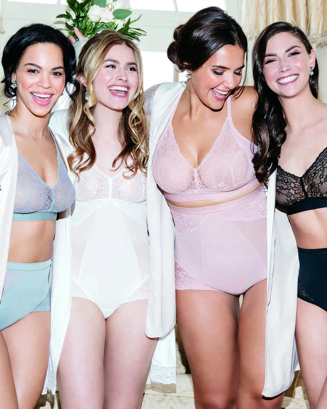 Spanx Spotlight on Lace Wedding Shapewear Collection