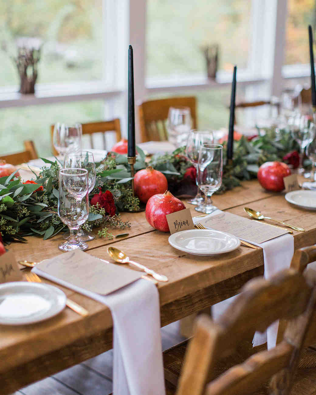 35 Wedding Centerpieces To Steal For Your Thanksgiving Table Martha Stewart Weddings