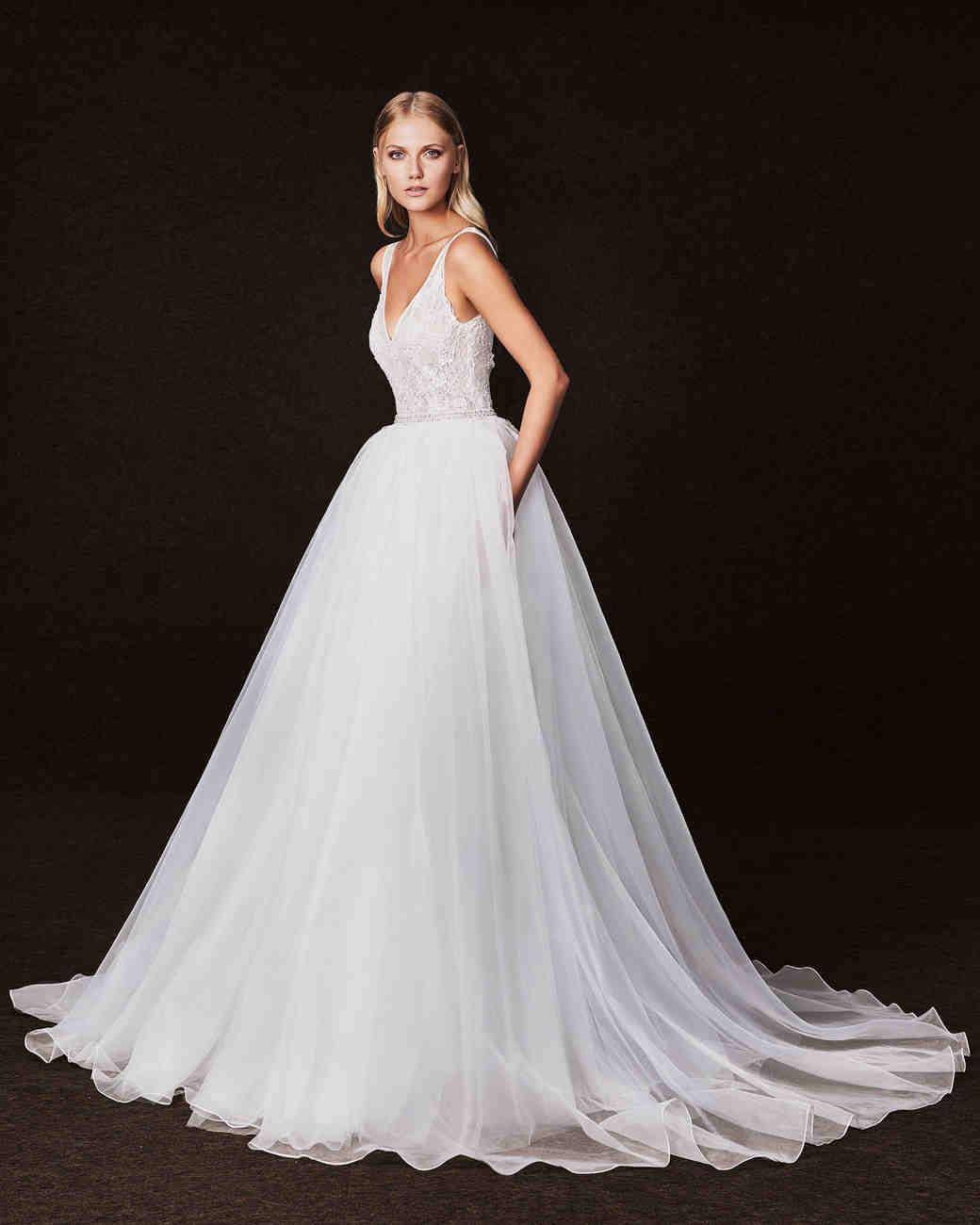 Nude Wedding Dresses 28 Beautiful Victoria Kyriakides Fall Wedding