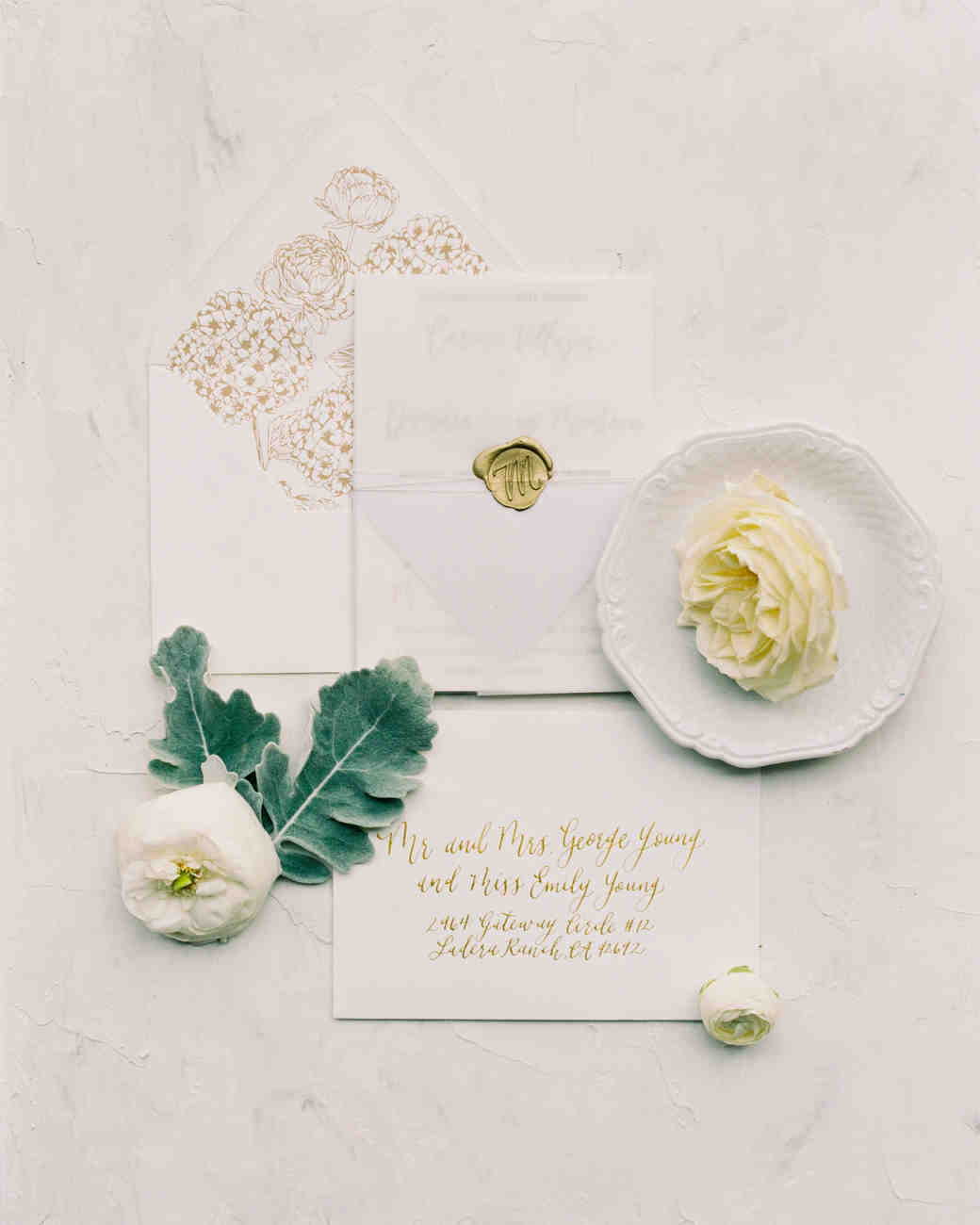 wax seal wedding invitations letter wax seal