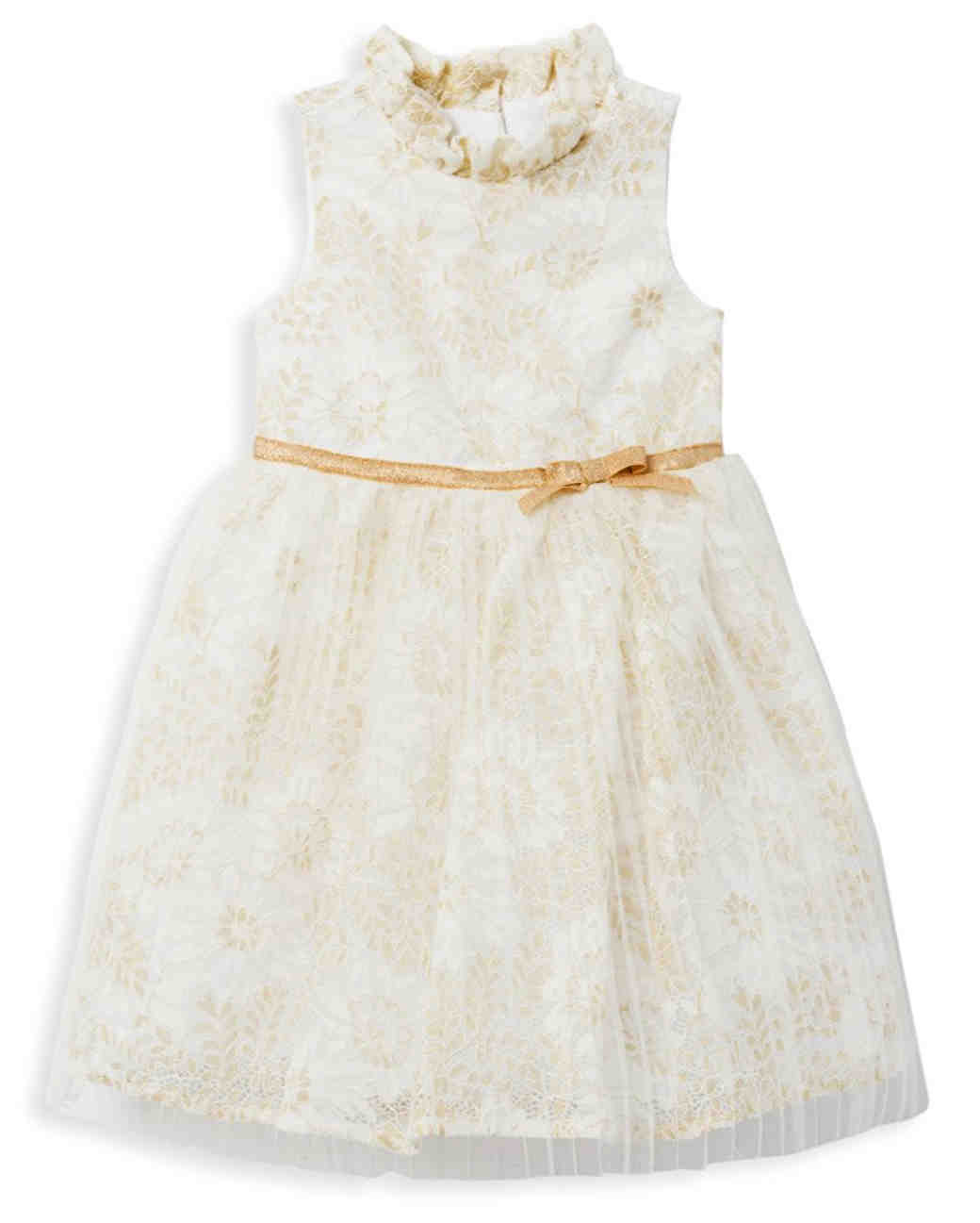 aa00575295f The Most Adorable Flower Girl Dresses for a Winter Wedding