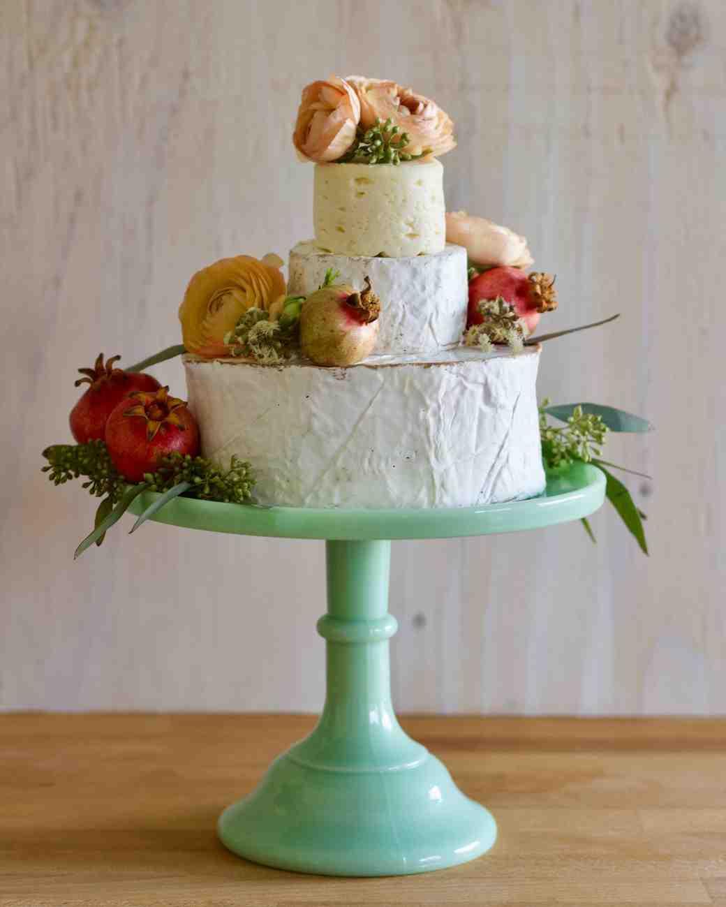 24 Delicious Wedding Cake Alternatives | Martha Stewart Weddings