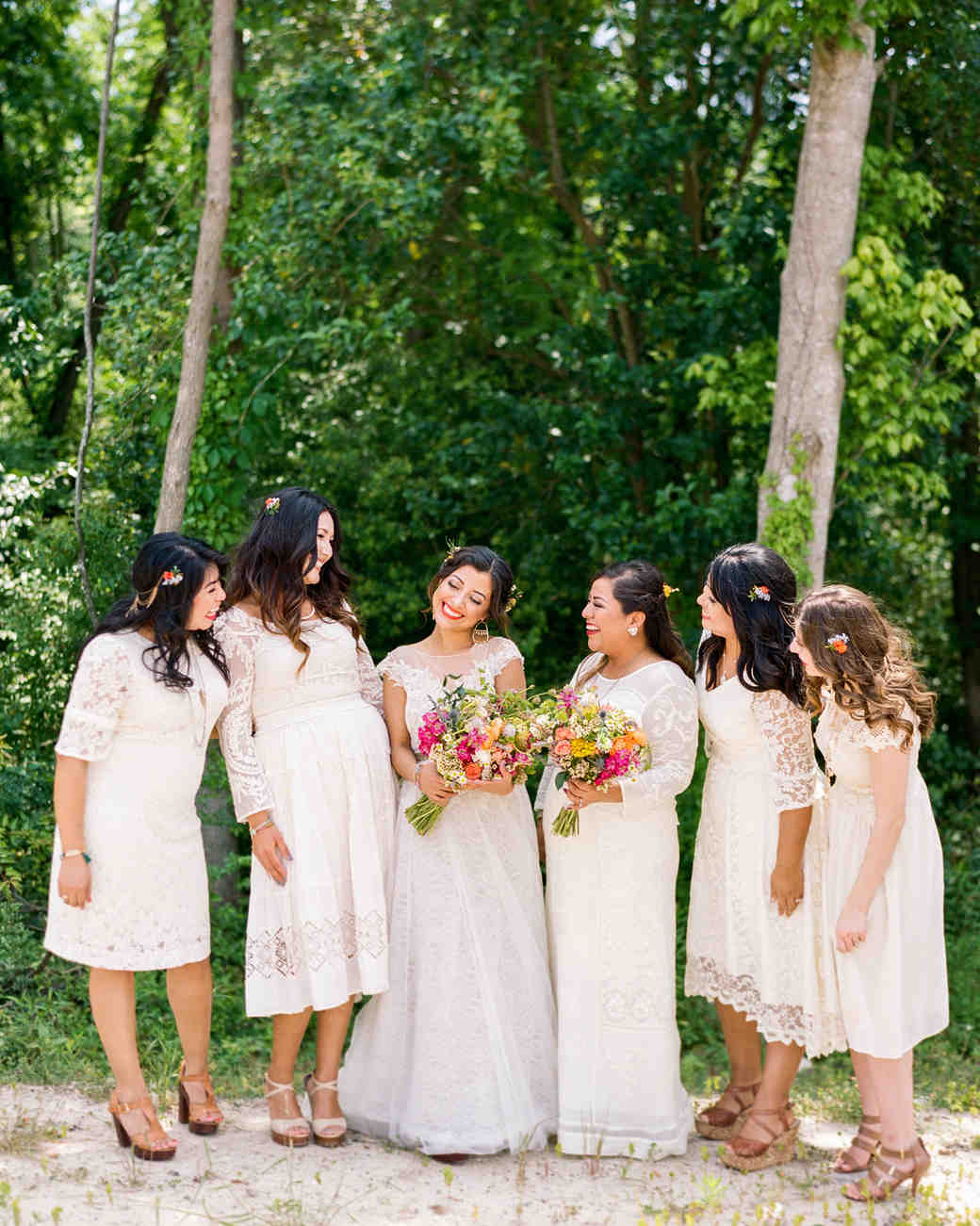 Cute wedding gifts for bridal party