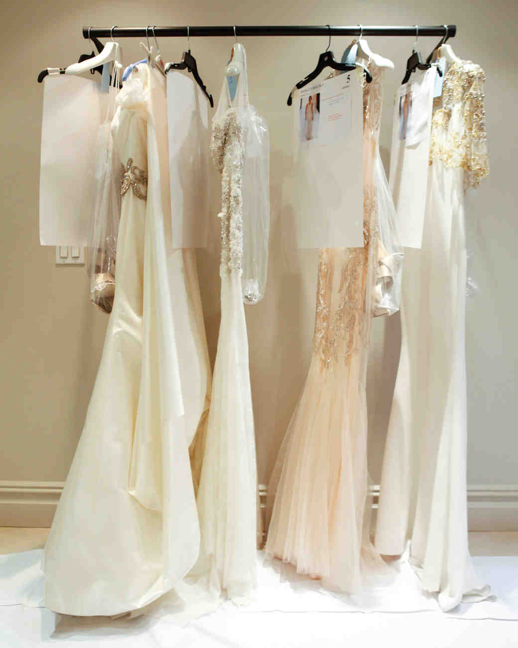 Your Ultimate Wedding Dress Checklist Martha Stewart