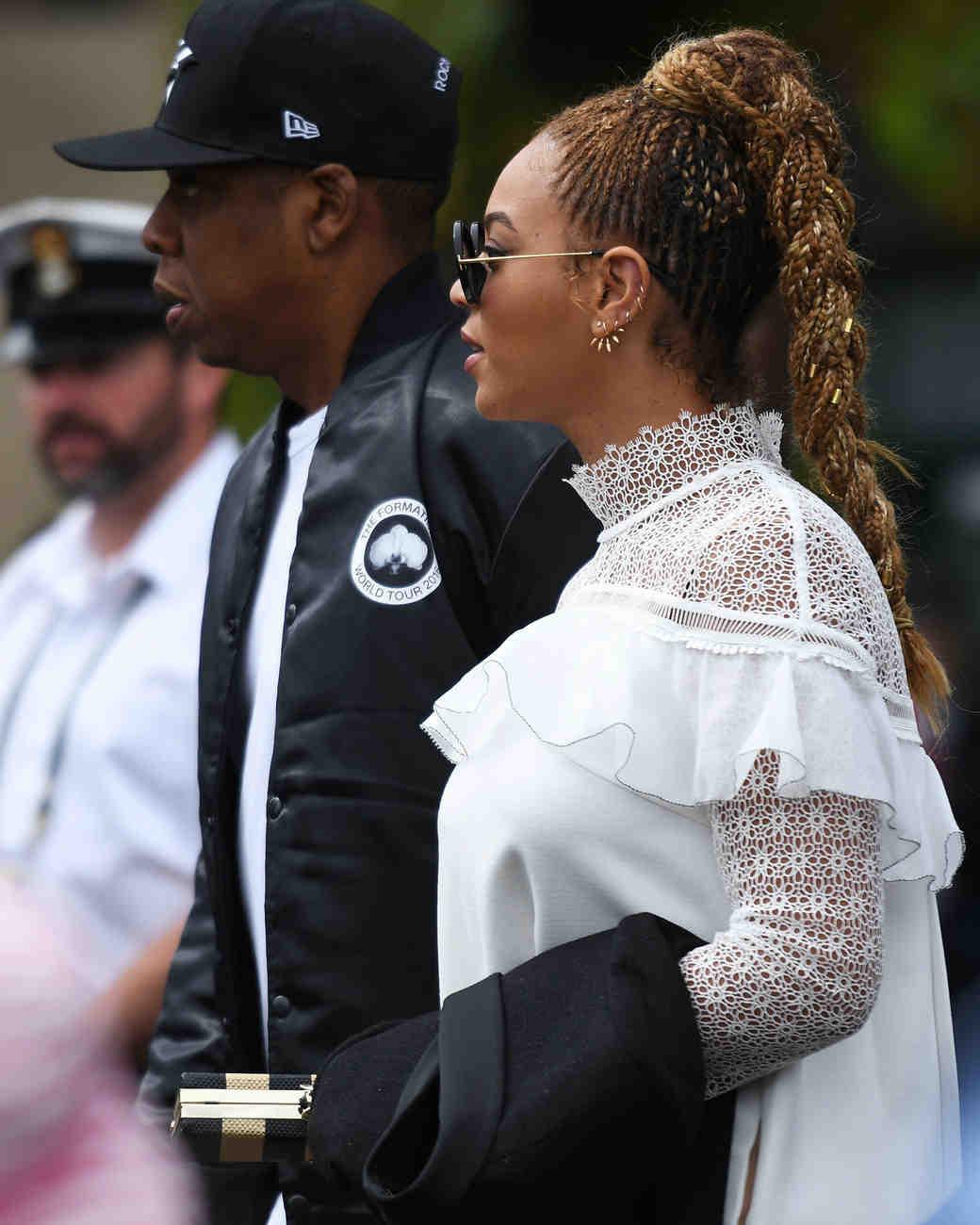 Beyonce 2016 Wimbeldon