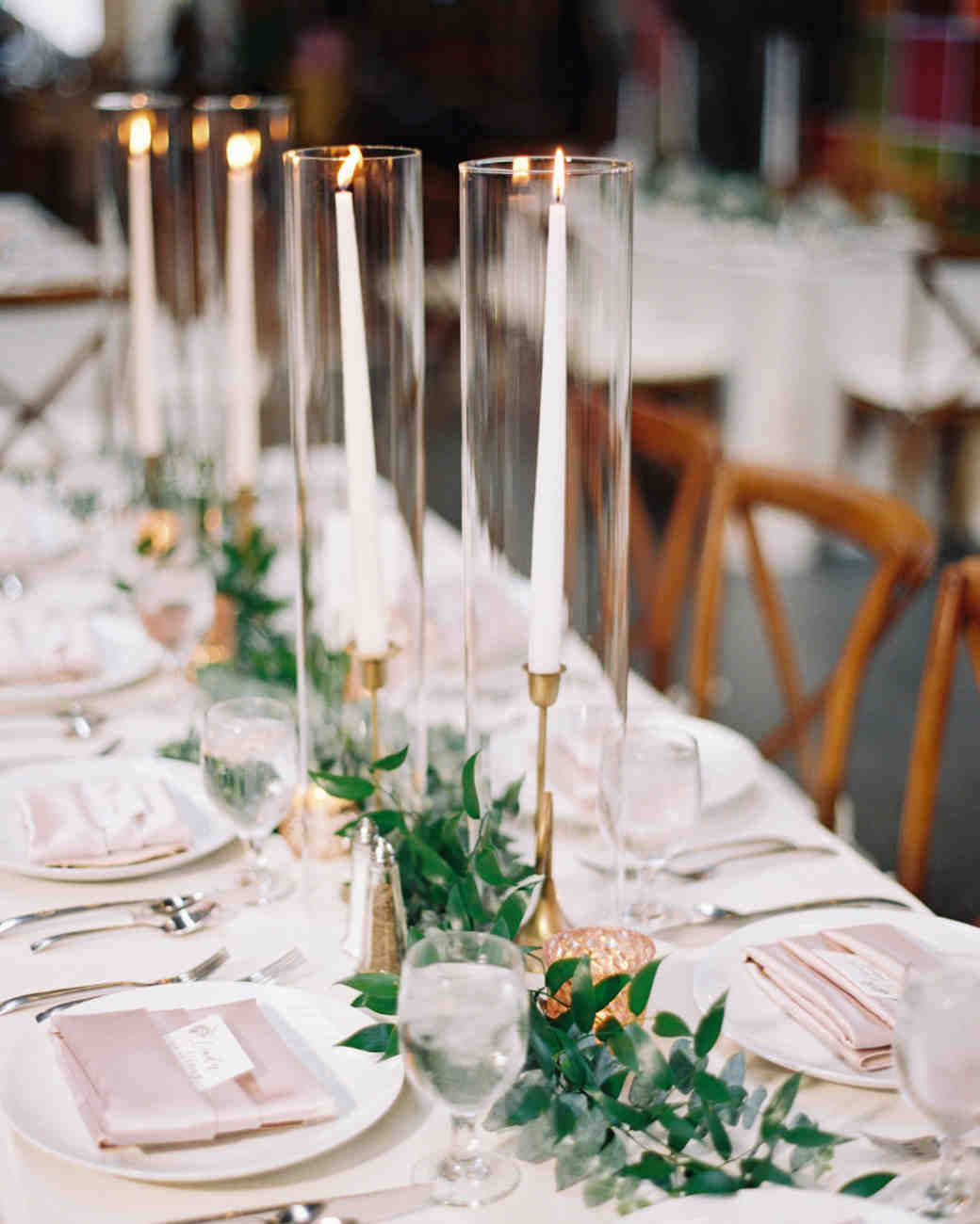 Wedding Centerpieces With Candles: 23 Candle Centerpieces That Will Light Up Your Reception