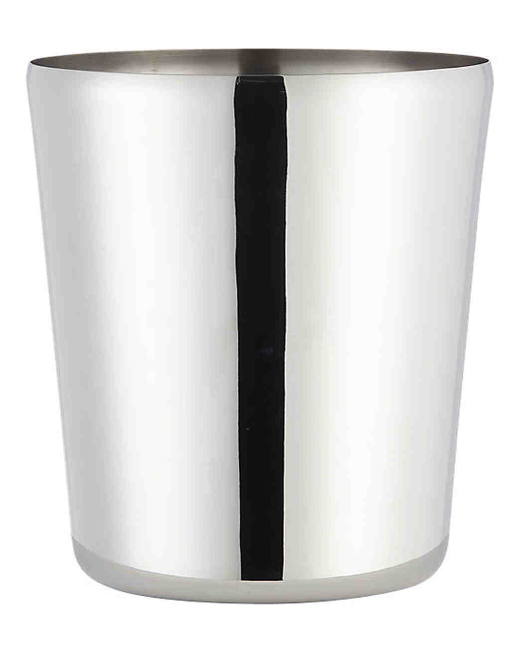 cb2 wine bucket
